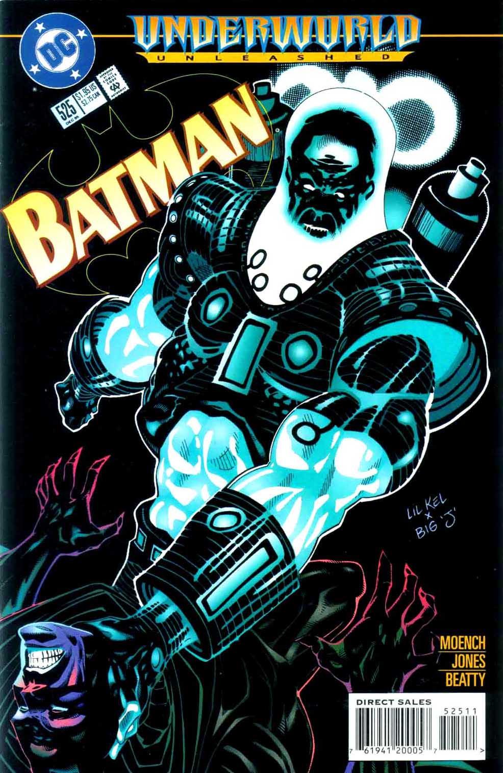 Batman (1940) 525 Page 1