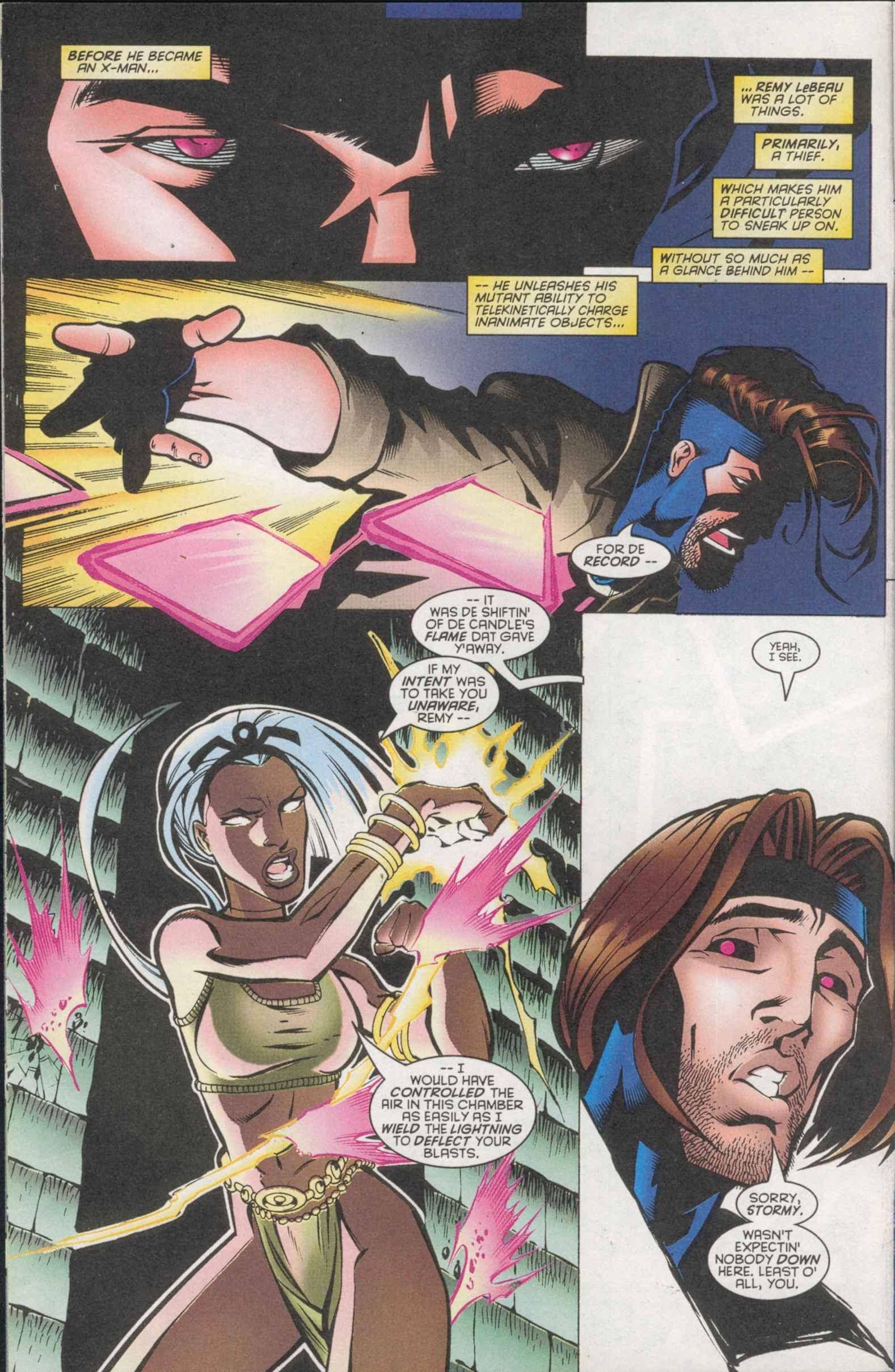 X-Men (1991) 58 Page 5