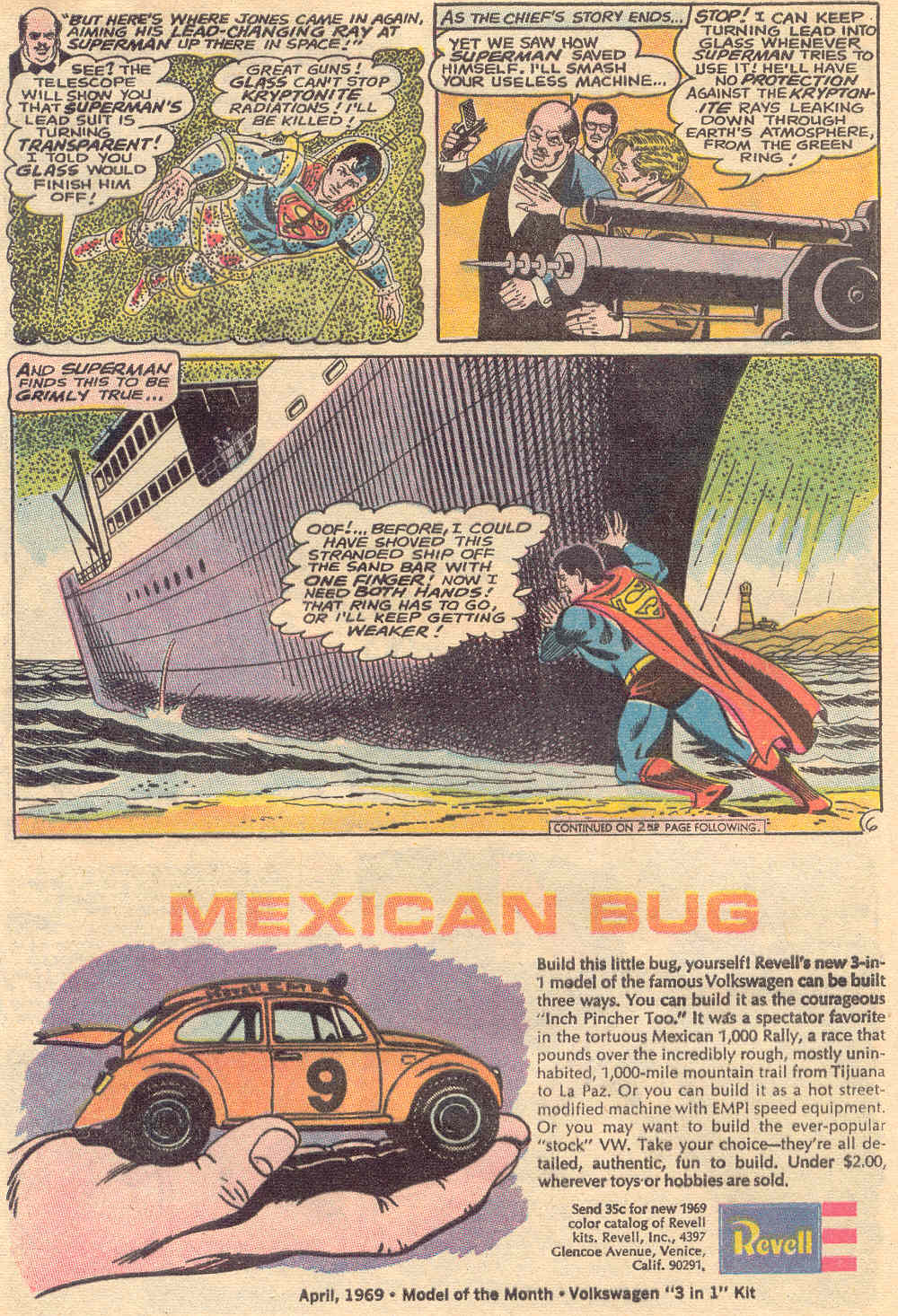 Read online Action Comics (1938) comic -  Issue #377 - 8