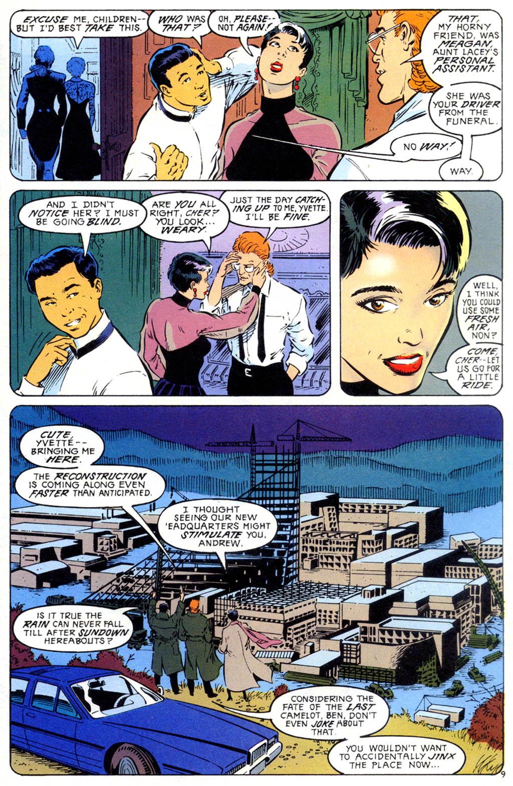Read online Gunfire comic -  Issue #1 - 13