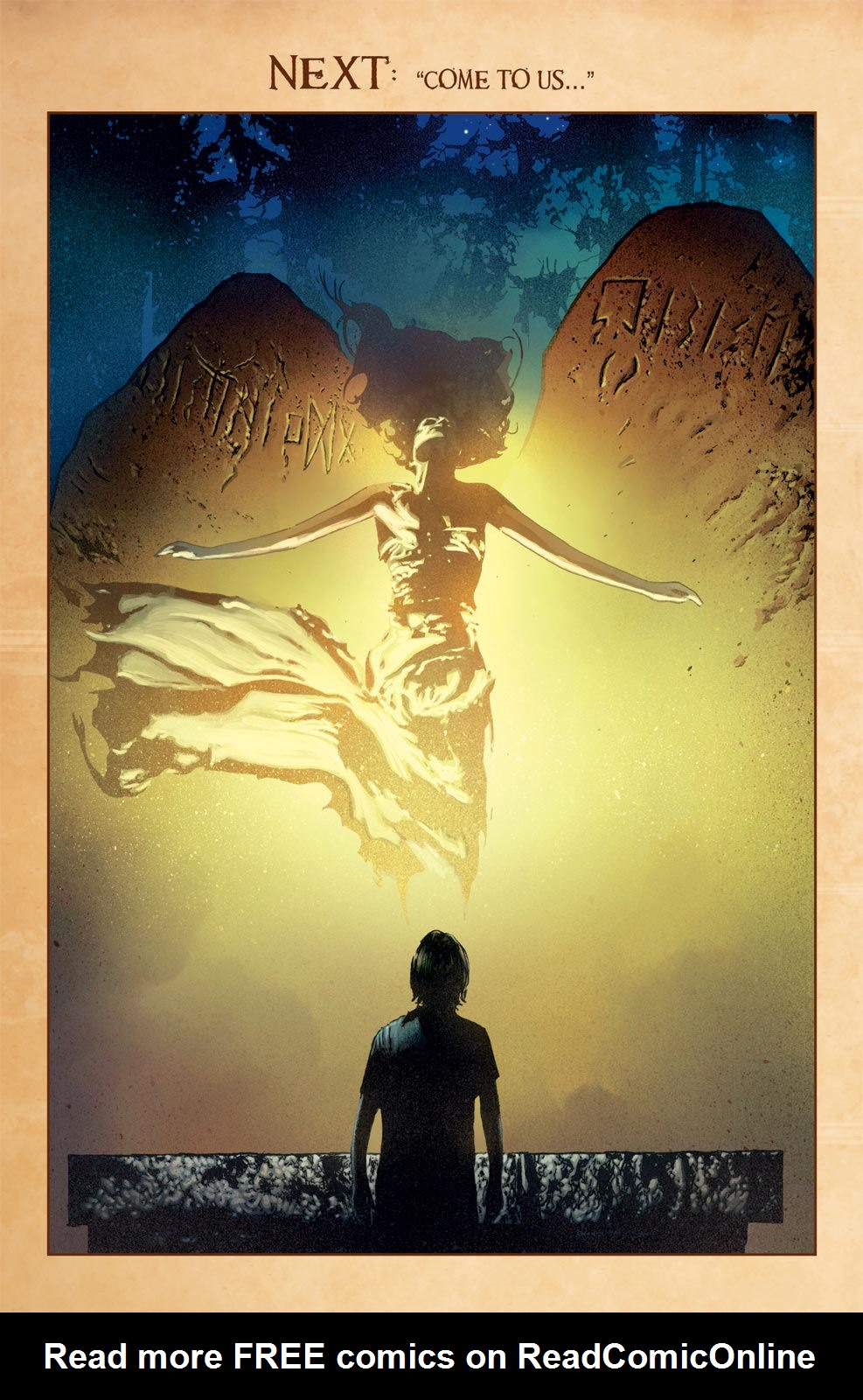 Read online Dark Tower: The Gunslinger - The Way Station comic -  Issue #3 - 29