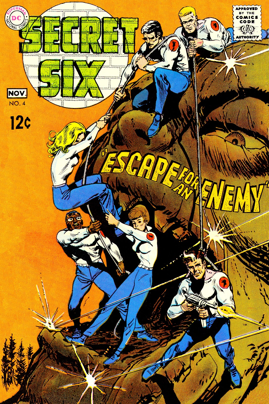 Secret Six (1968) issue 4 - Page 1