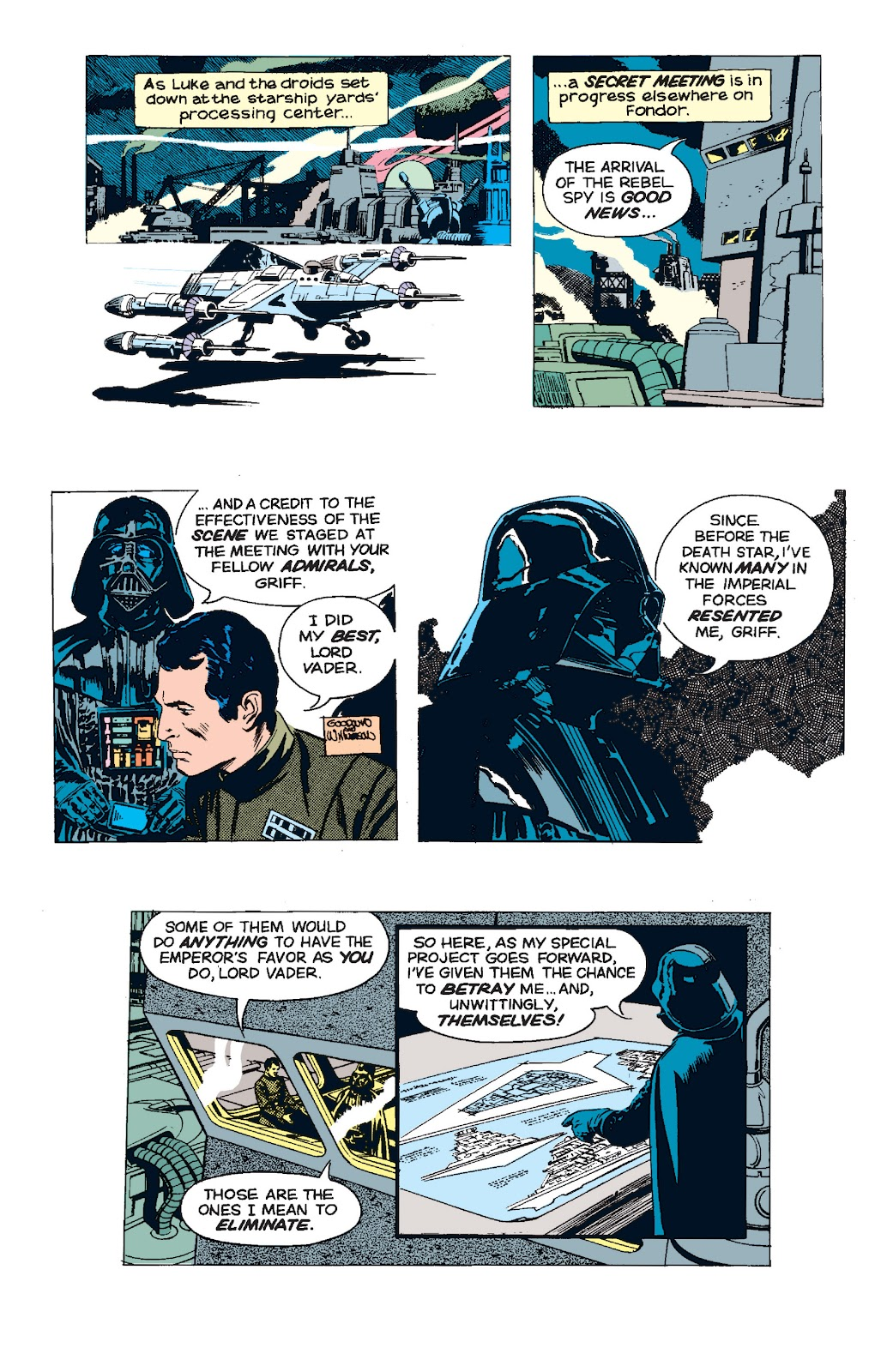 Read online Star Wars Legends: The Newspaper Strips - Epic Collection comic -  Issue # TPB (Part 5) - 43