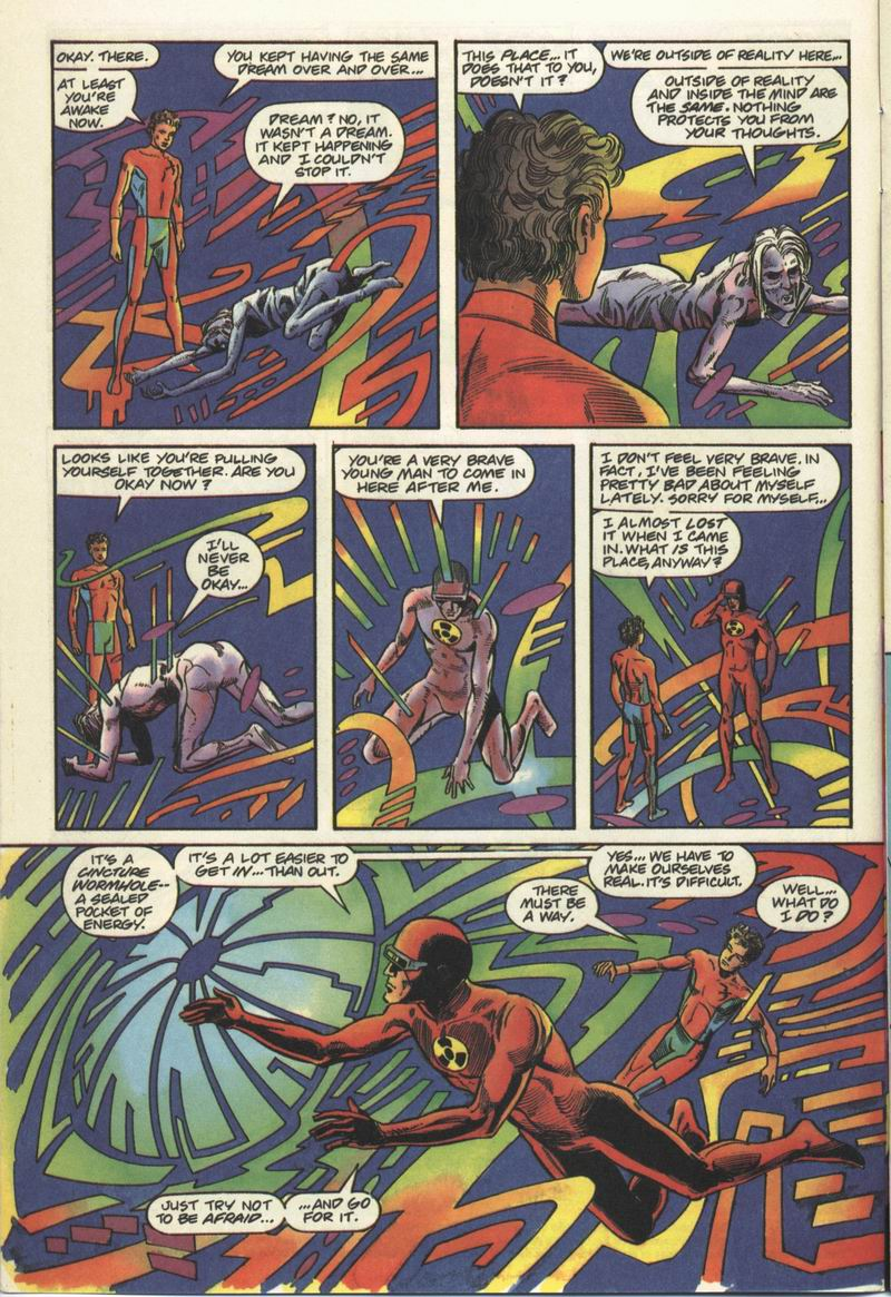 Read online Solar, Man of the Atom comic -  Issue #13 - 5
