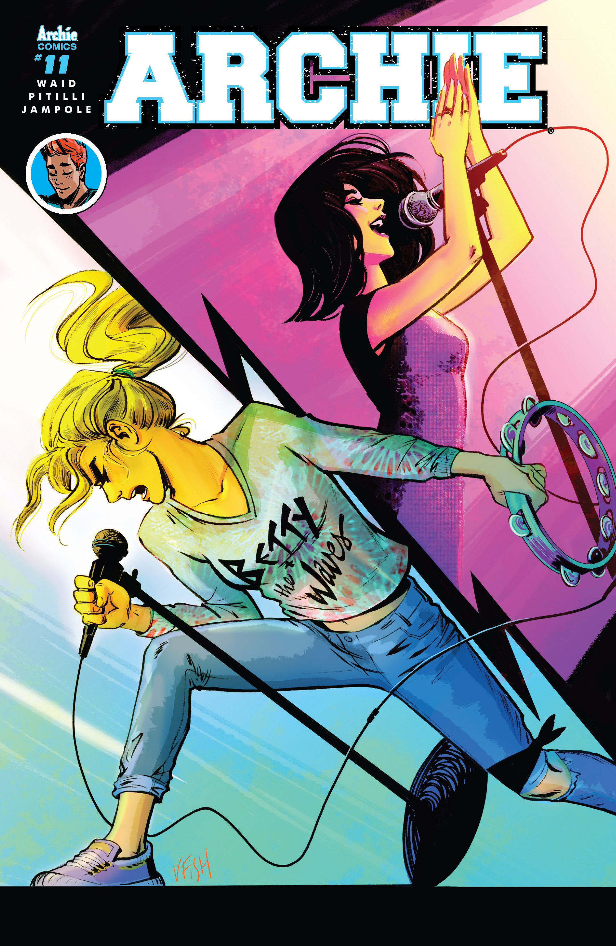 Read online Archie (2015) comic -  Issue #11 - 1