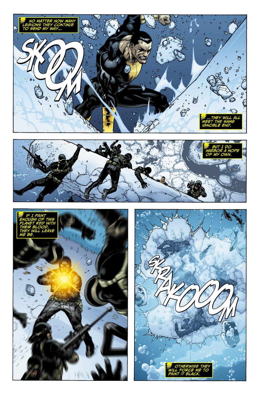 Black Adam: The Dark Age issue 6 - Page 4