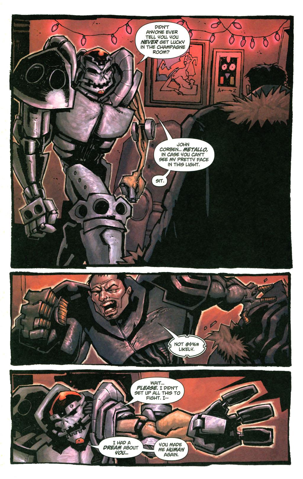 Read online Enginehead comic -  Issue #4 - 10