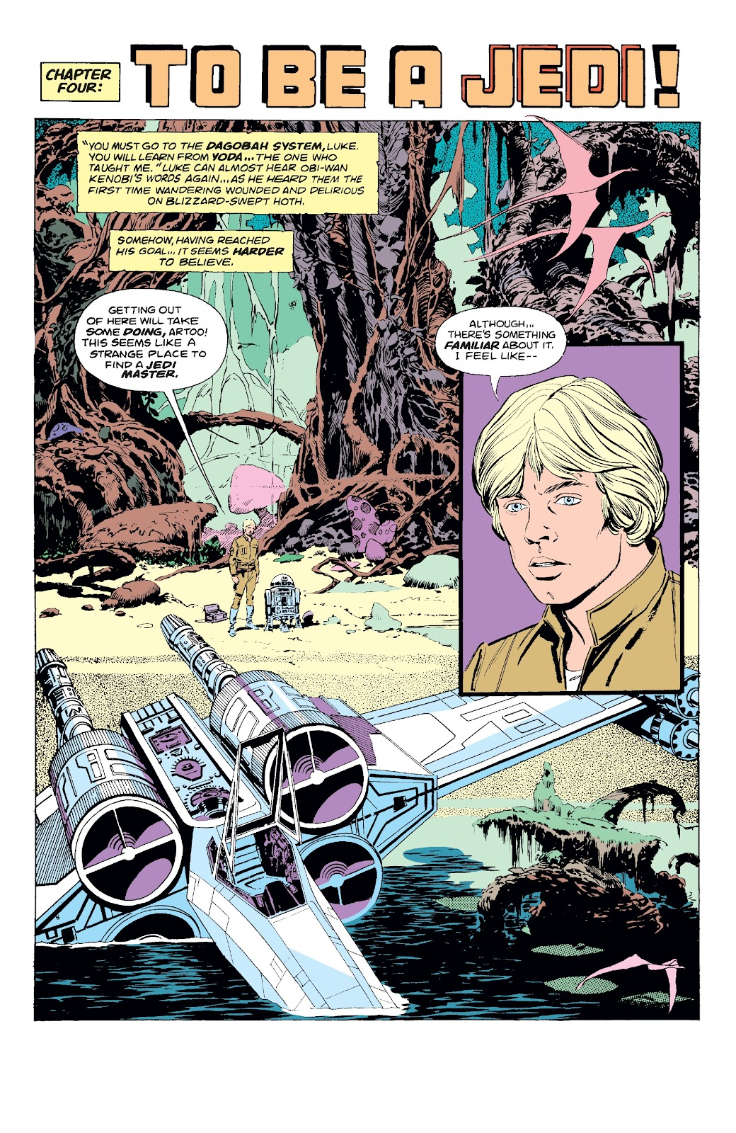 Read online Star Wars Legends: The Original Marvel Years - Epic Collection comic -  Issue # TPB 3 (Part 1) - 62