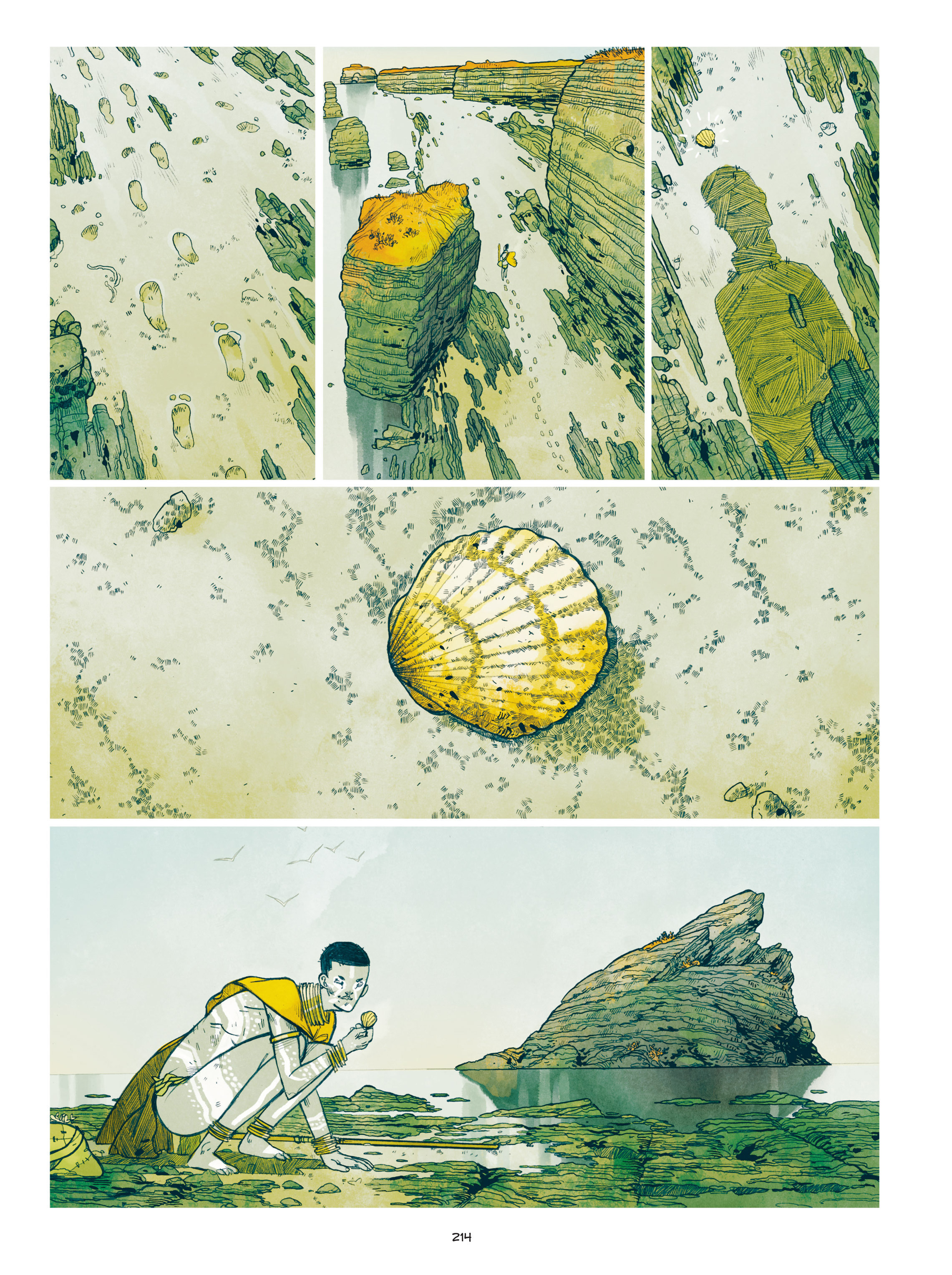 Read online Shangri-La comic -  Issue # Full - 214