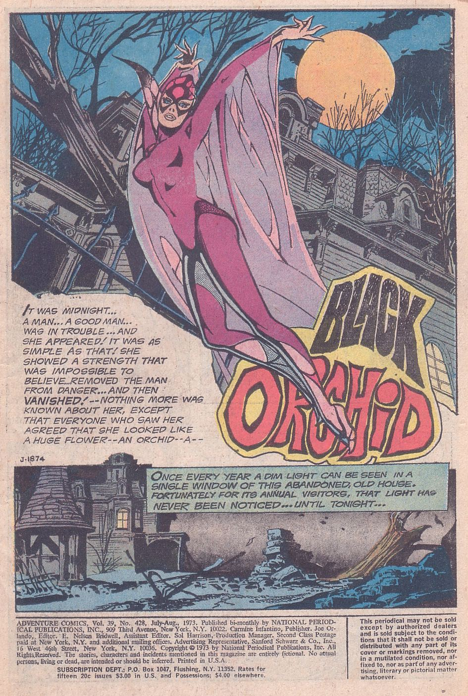 Read online Adventure Comics (1938) comic -  Issue #428 - 3