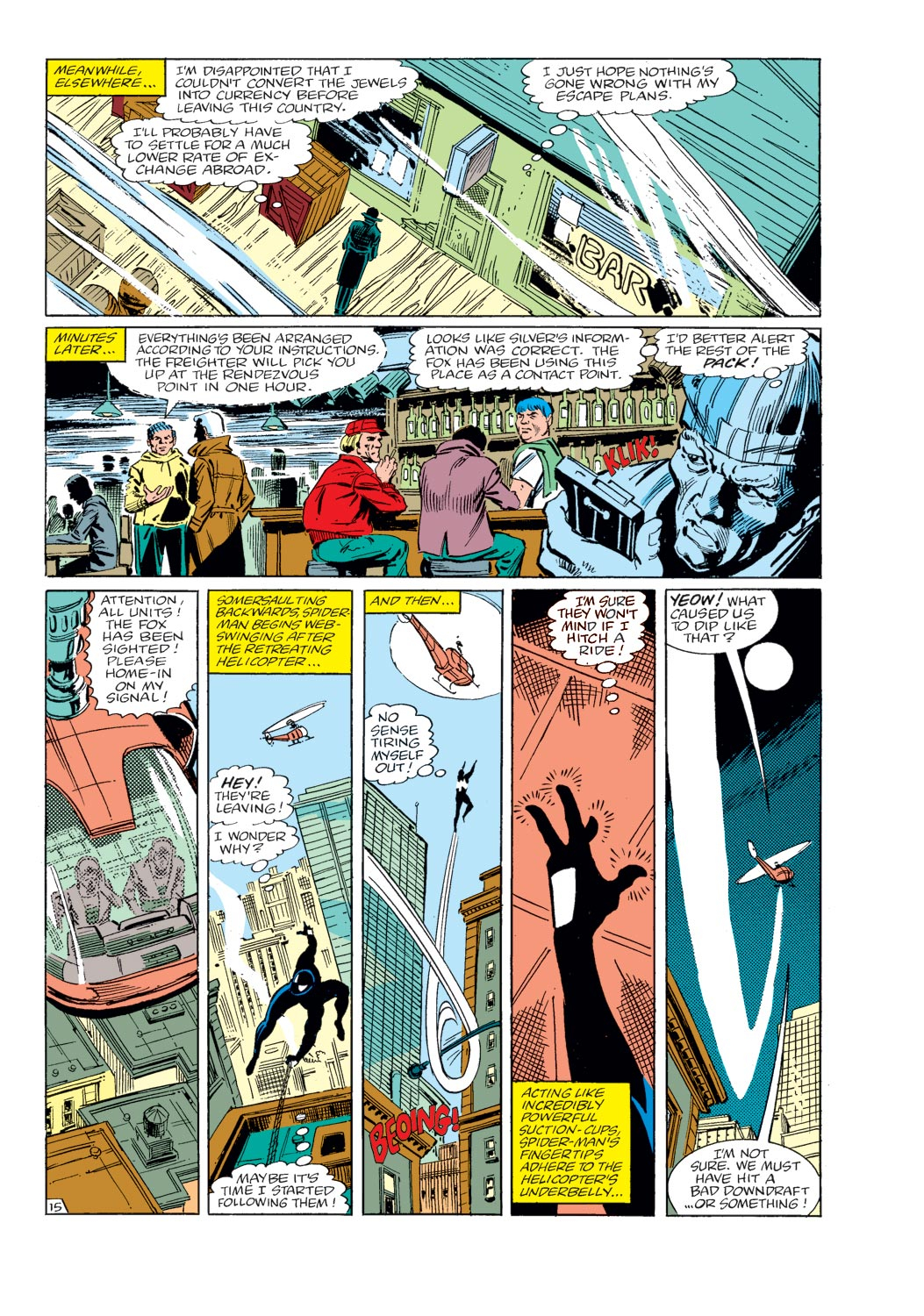 The Amazing Spider-Man (1963) 265 Page 15