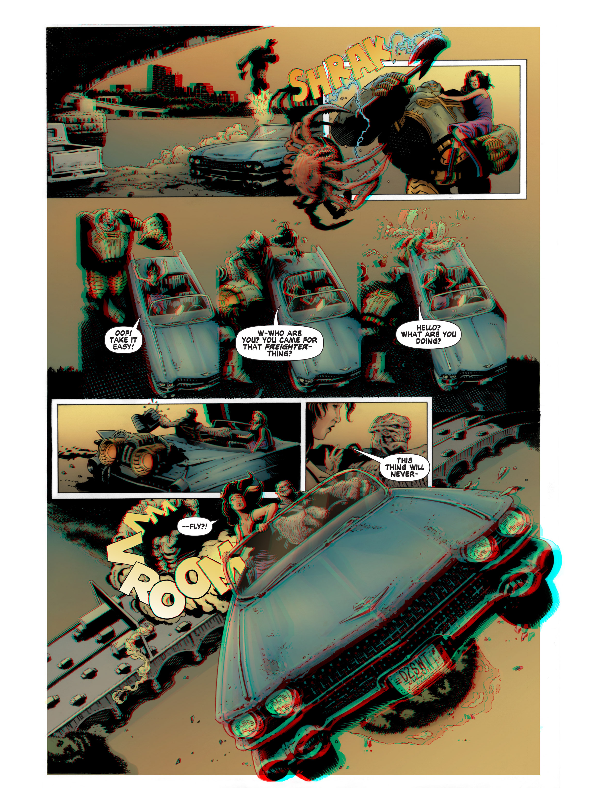 Read online Bad Planet comic -  Issue # TPB - 59