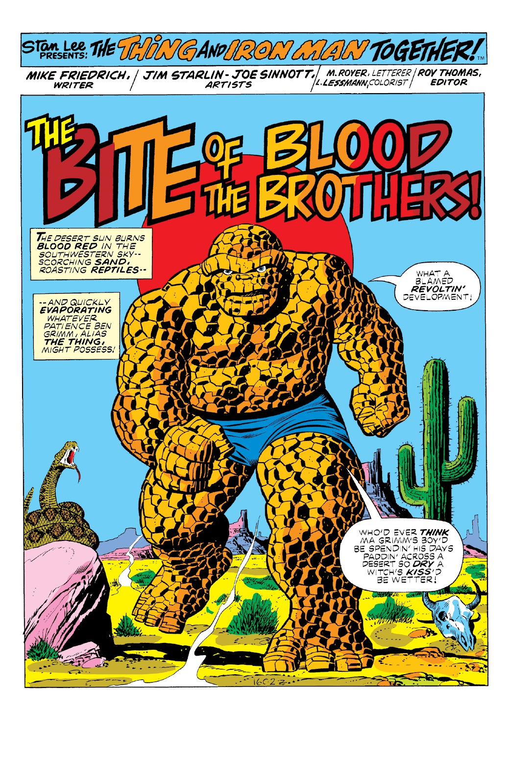Read online Marvel Two-In-One Epic Collection: Cry Monster comic -  Issue # TPB (Part 1) - 26