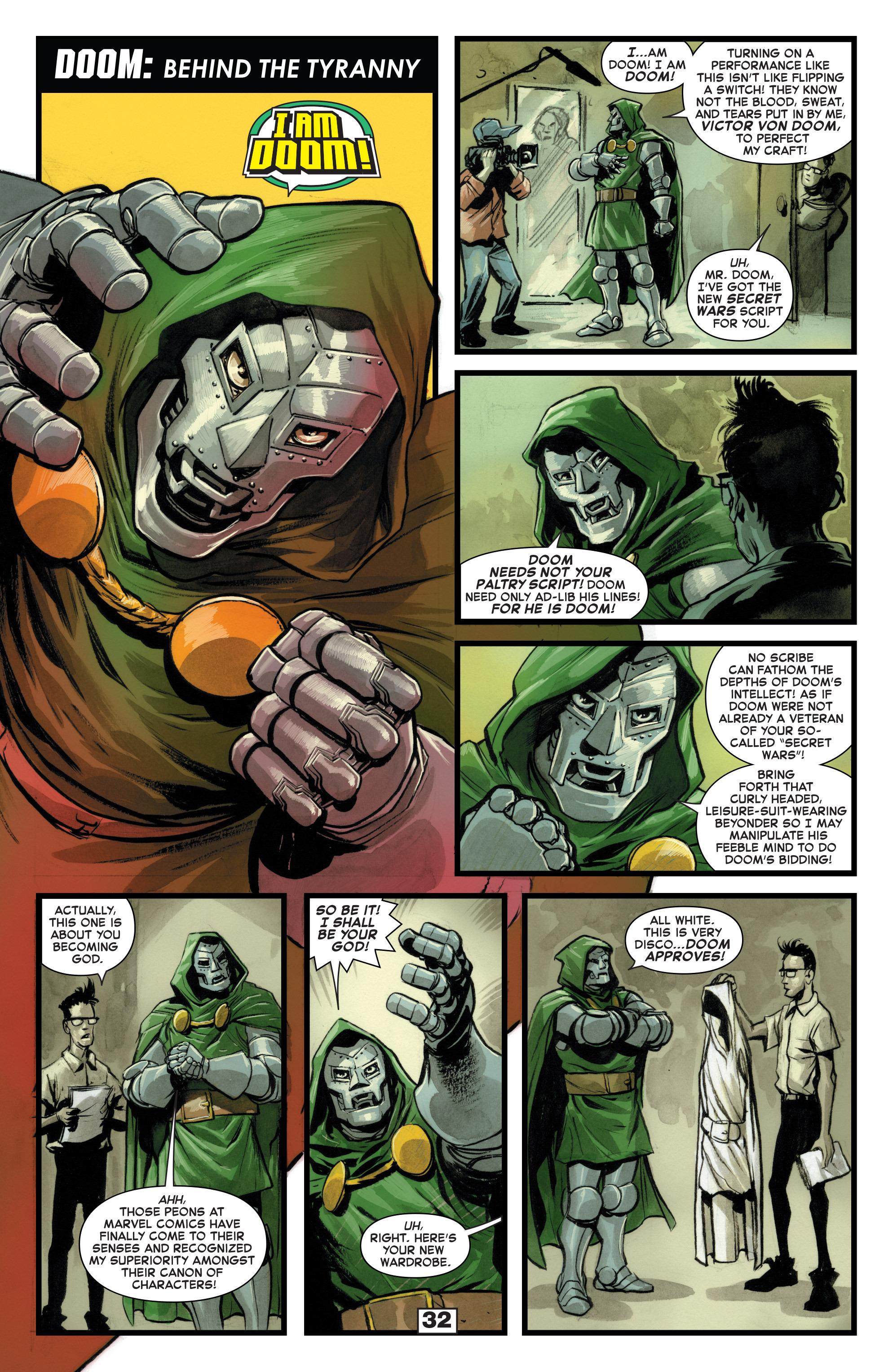 Read online Secret Wars Too comic -  Issue # Full - 34