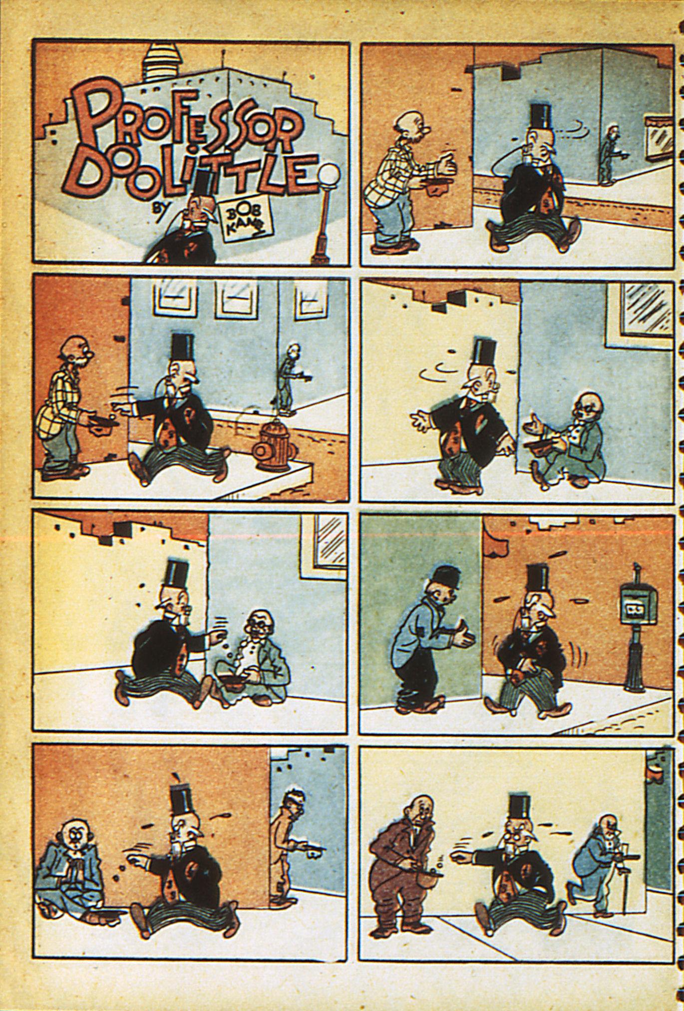 Read online Adventure Comics (1938) comic -  Issue #27 - 42