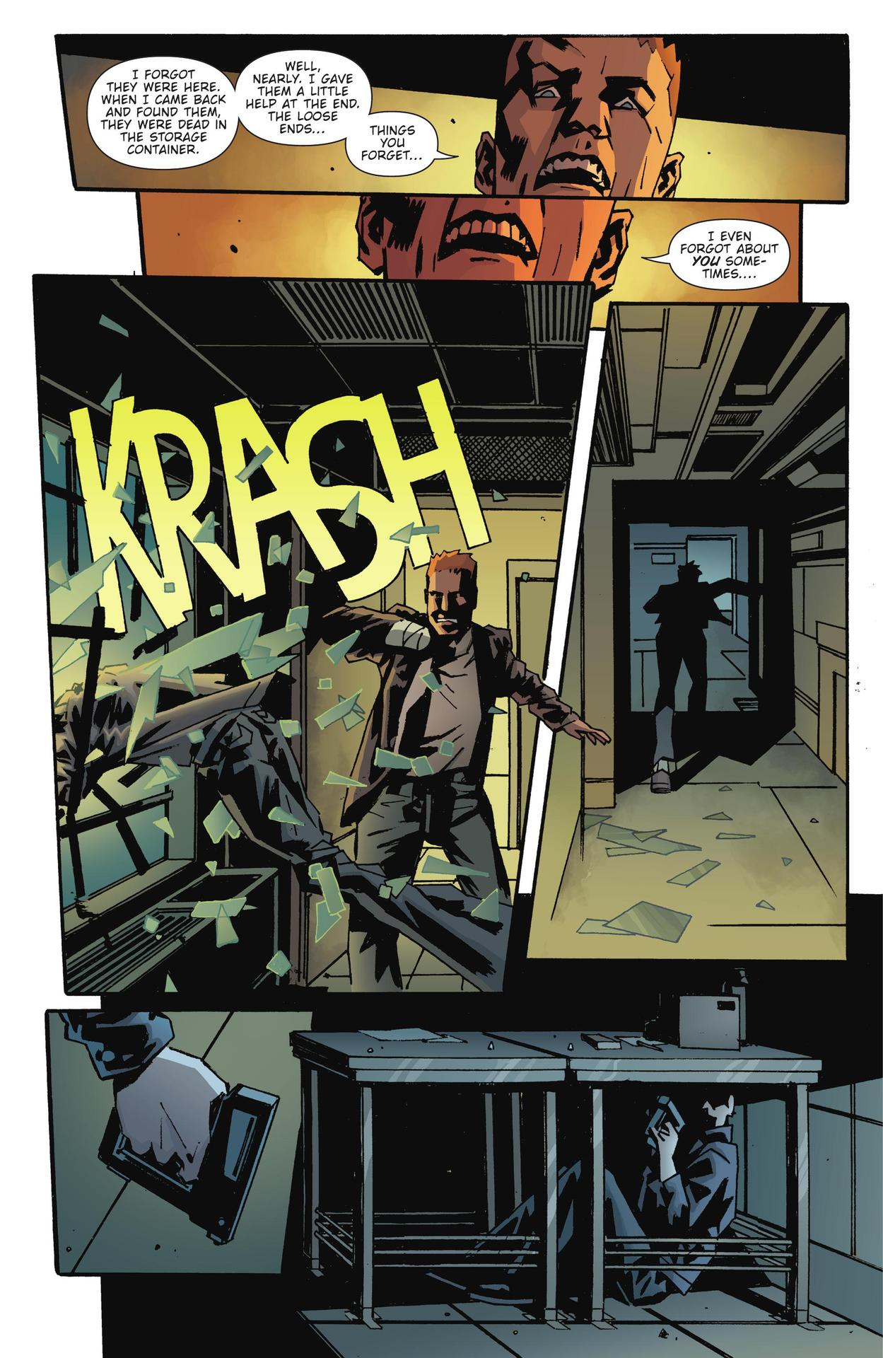 Read online The Girl Who Kicked The Hornet's Nest comic -  Issue # TPB - 255