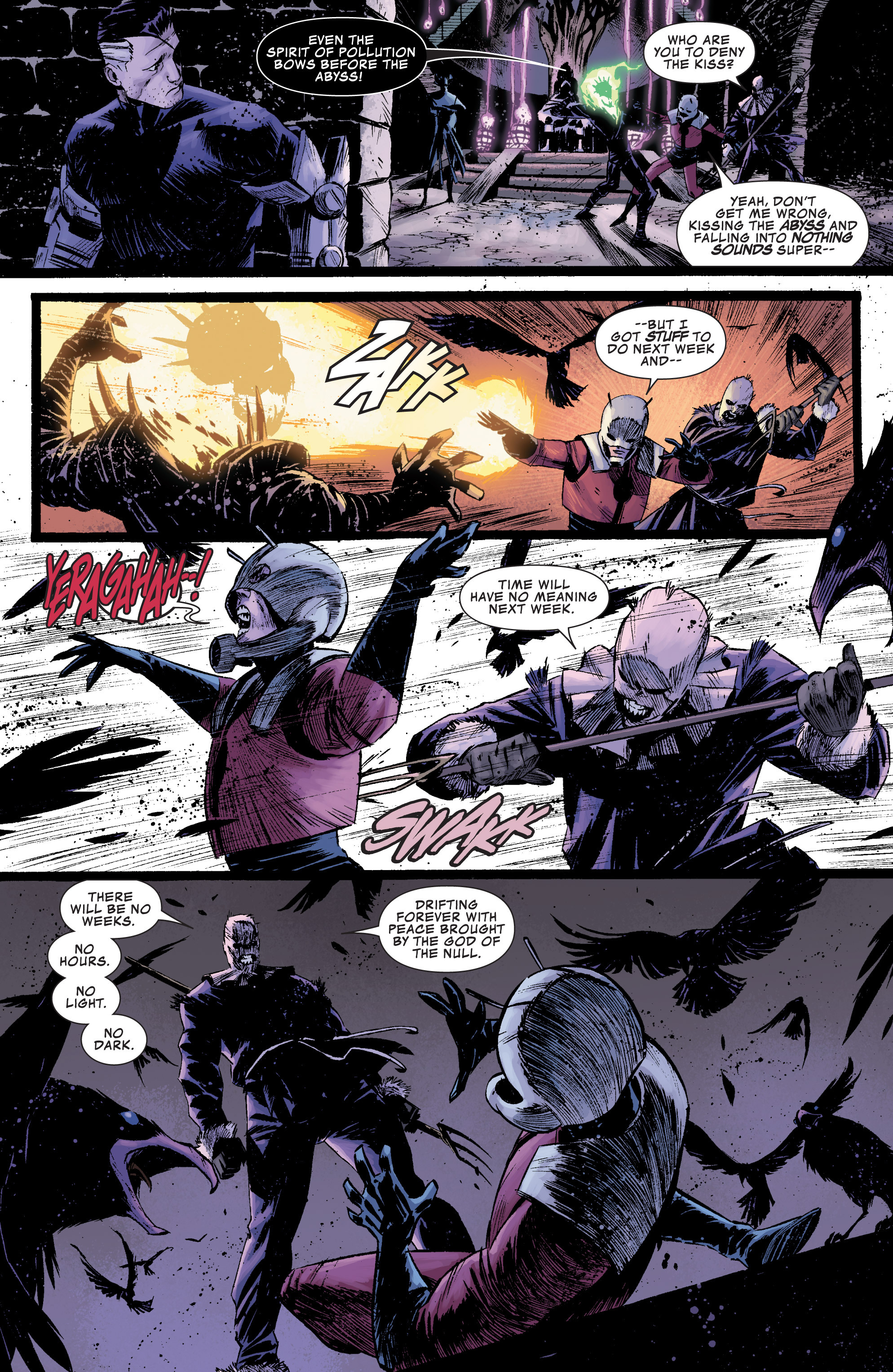 Read online Secret Avengers (2010) comic -  Issue #32 - 8