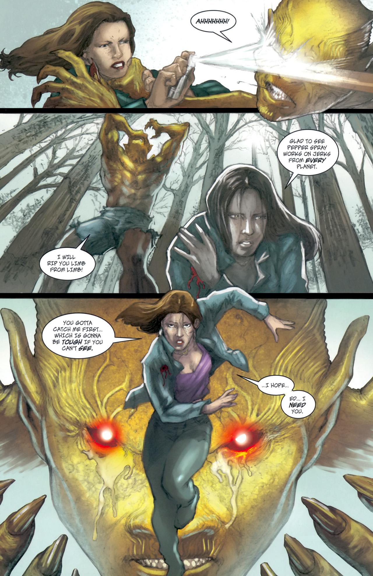 Read online Phoenix comic -  Issue #6 - 11