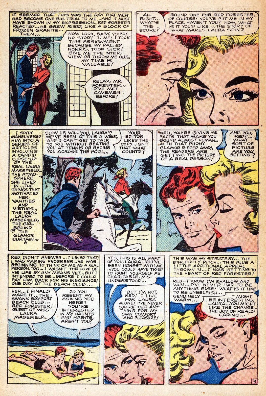 Love Romances (1949) issue 83 - Page 30