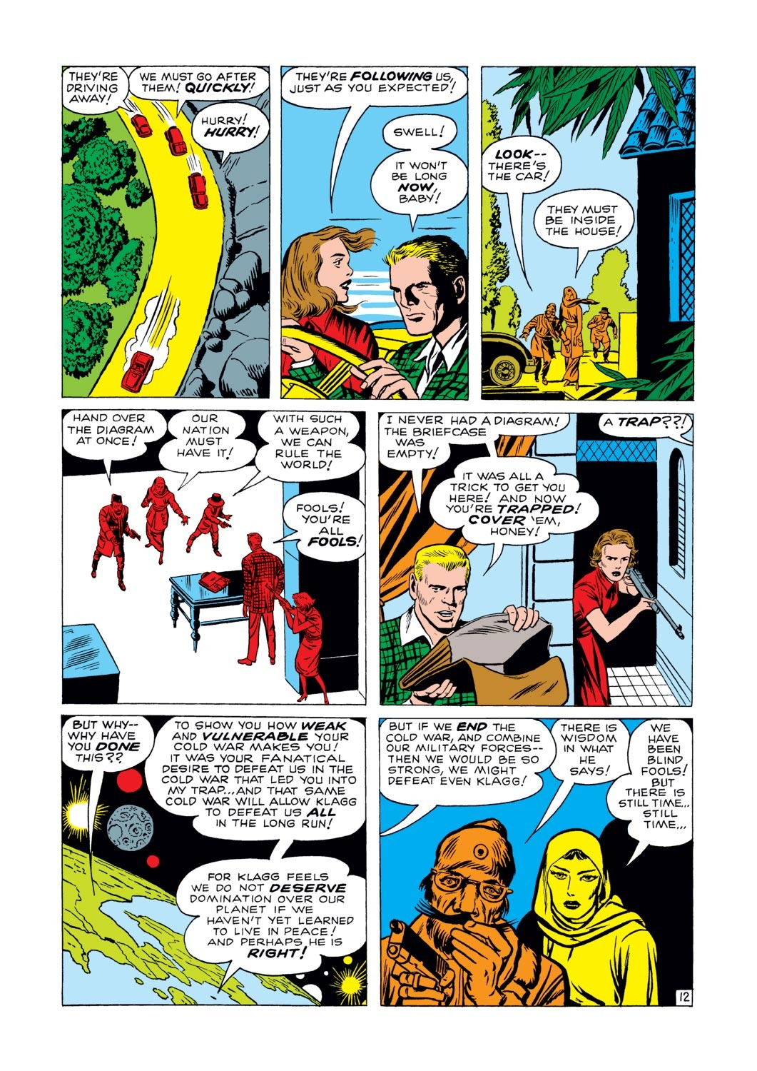 Tales of Suspense (1959) issue 21 - Page 14