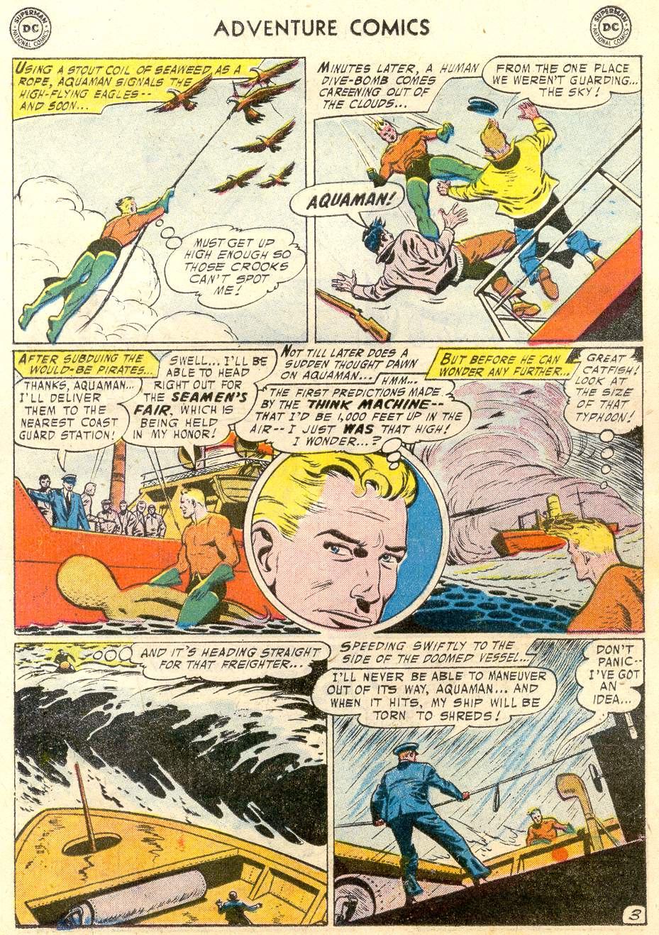 Read online Adventure Comics (1938) comic -  Issue #231 - 20