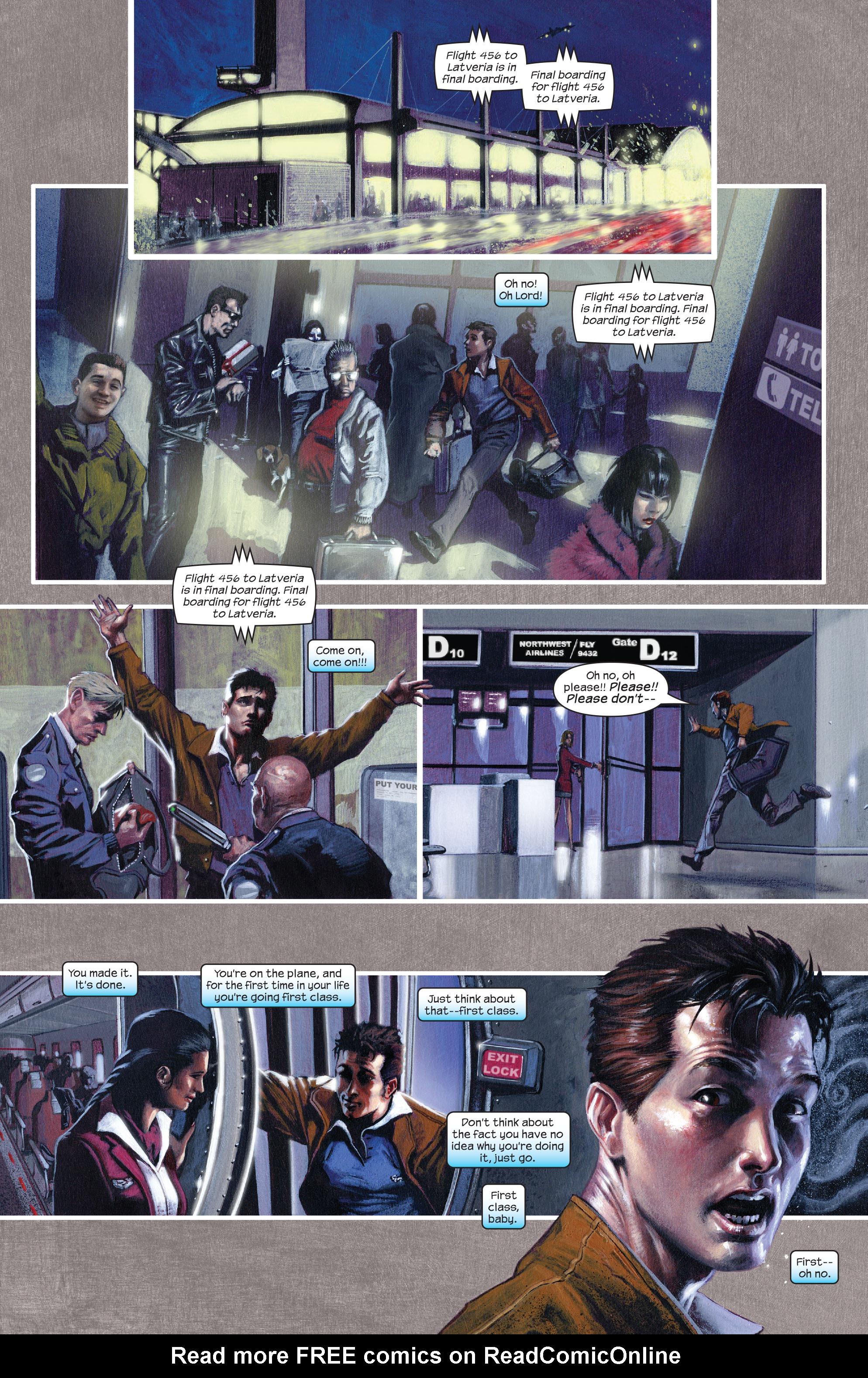 Read online Secret War comic -  Issue # Full - 38