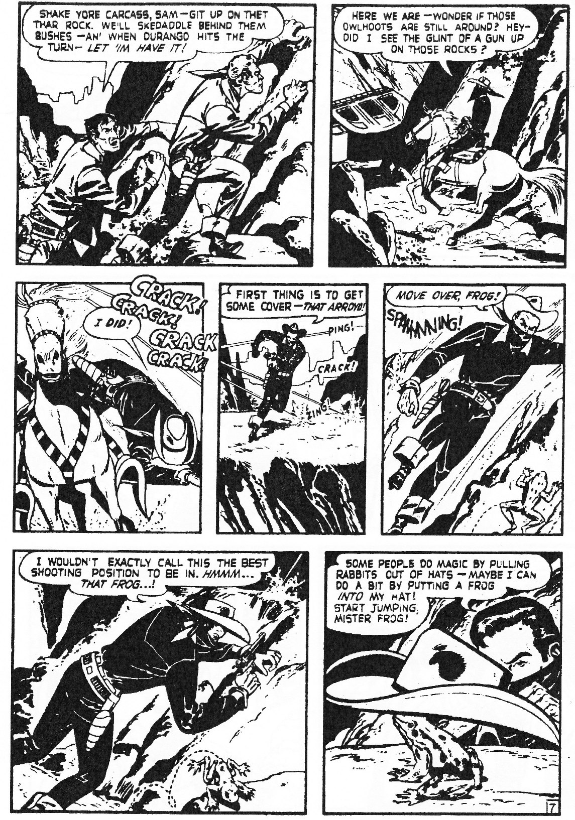 Read online Men of Mystery Comics comic -  Issue #81 - 193