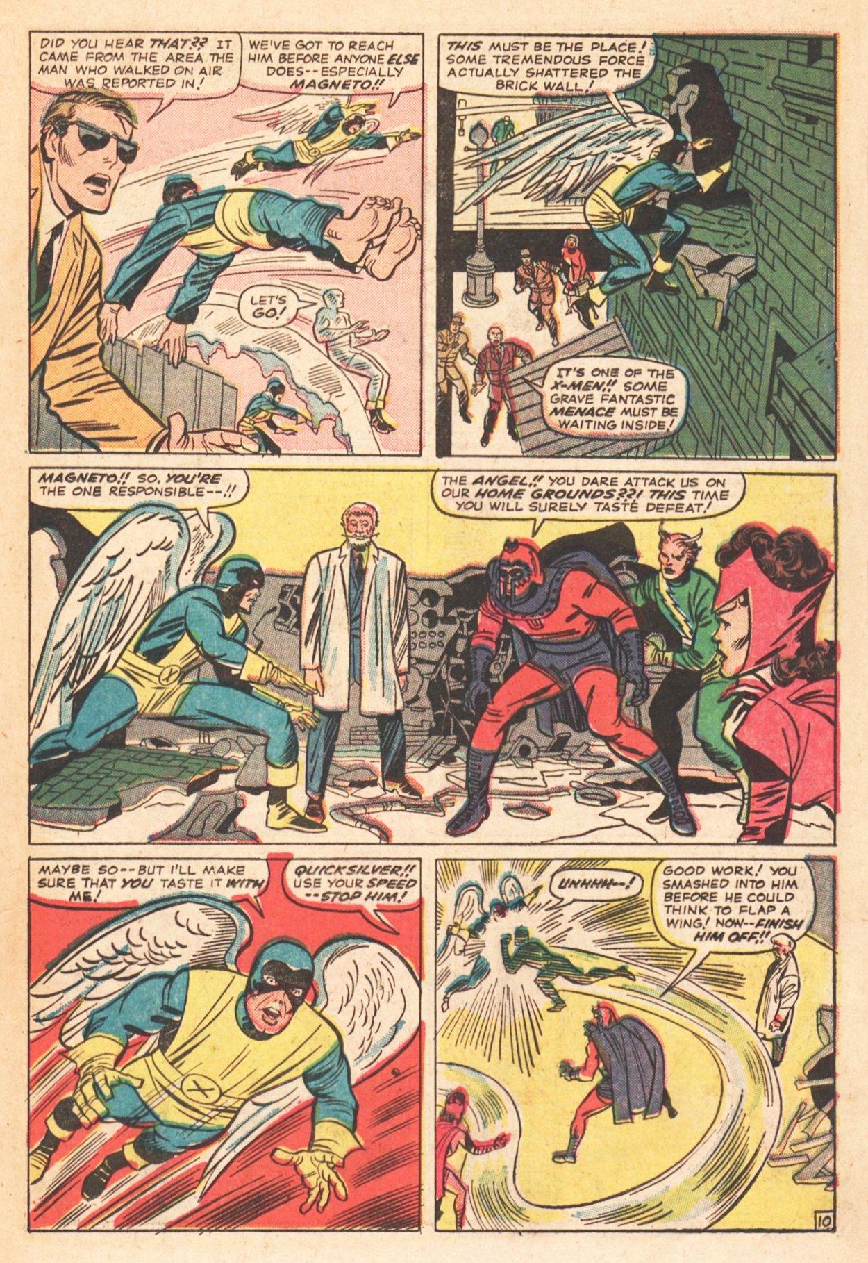 Read online Uncanny X-Men (1963) comic -  Issue # _Annual 1 - 37