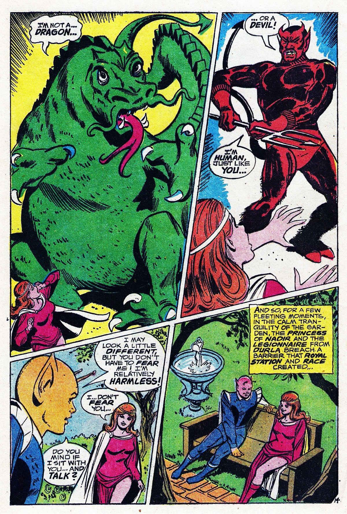 Read online Adventure Comics (1938) comic -  Issue #376 - 20