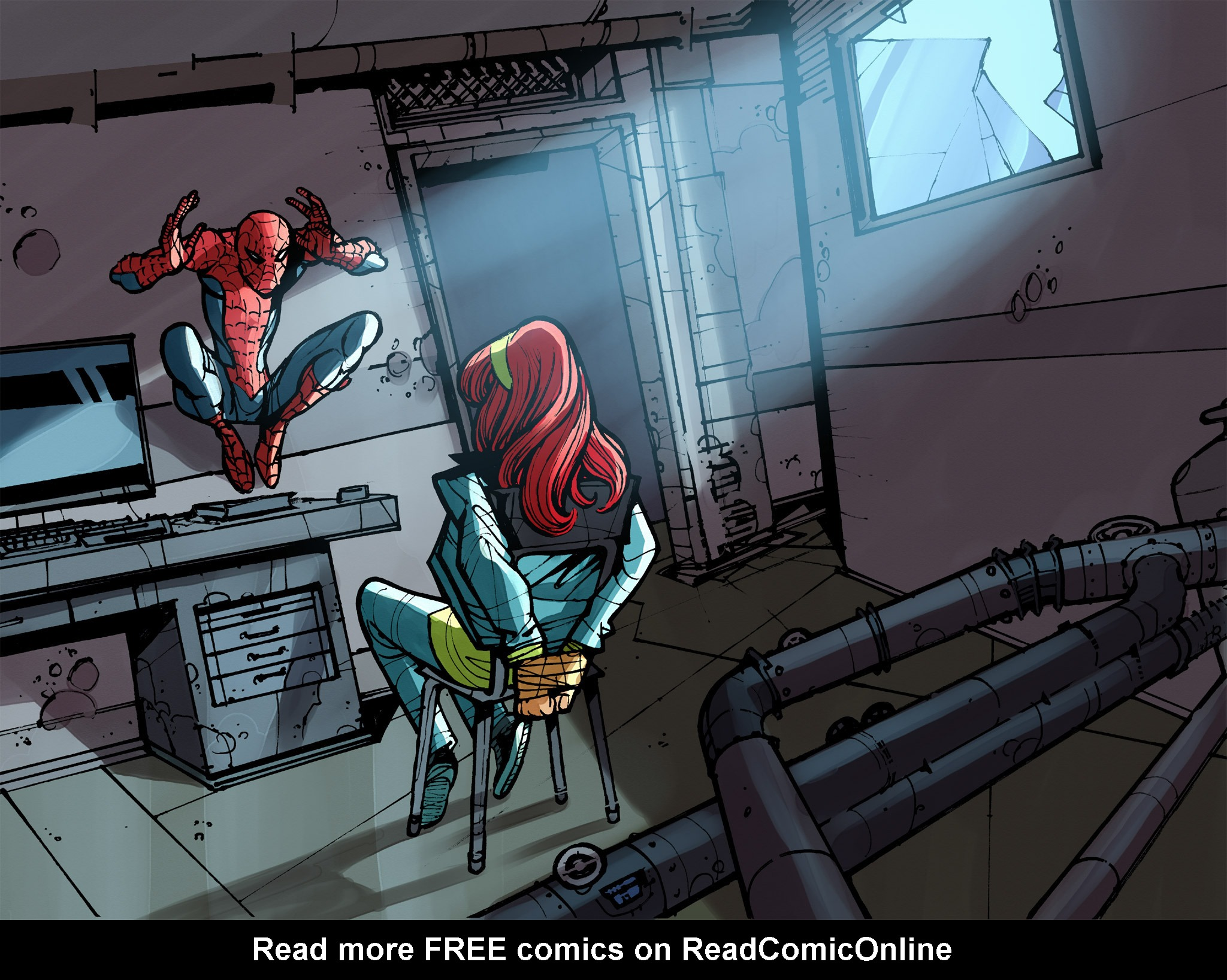 Read online Amazing Spider-Man: Who Am I? comic -  Issue # Full (Part 2) - 107
