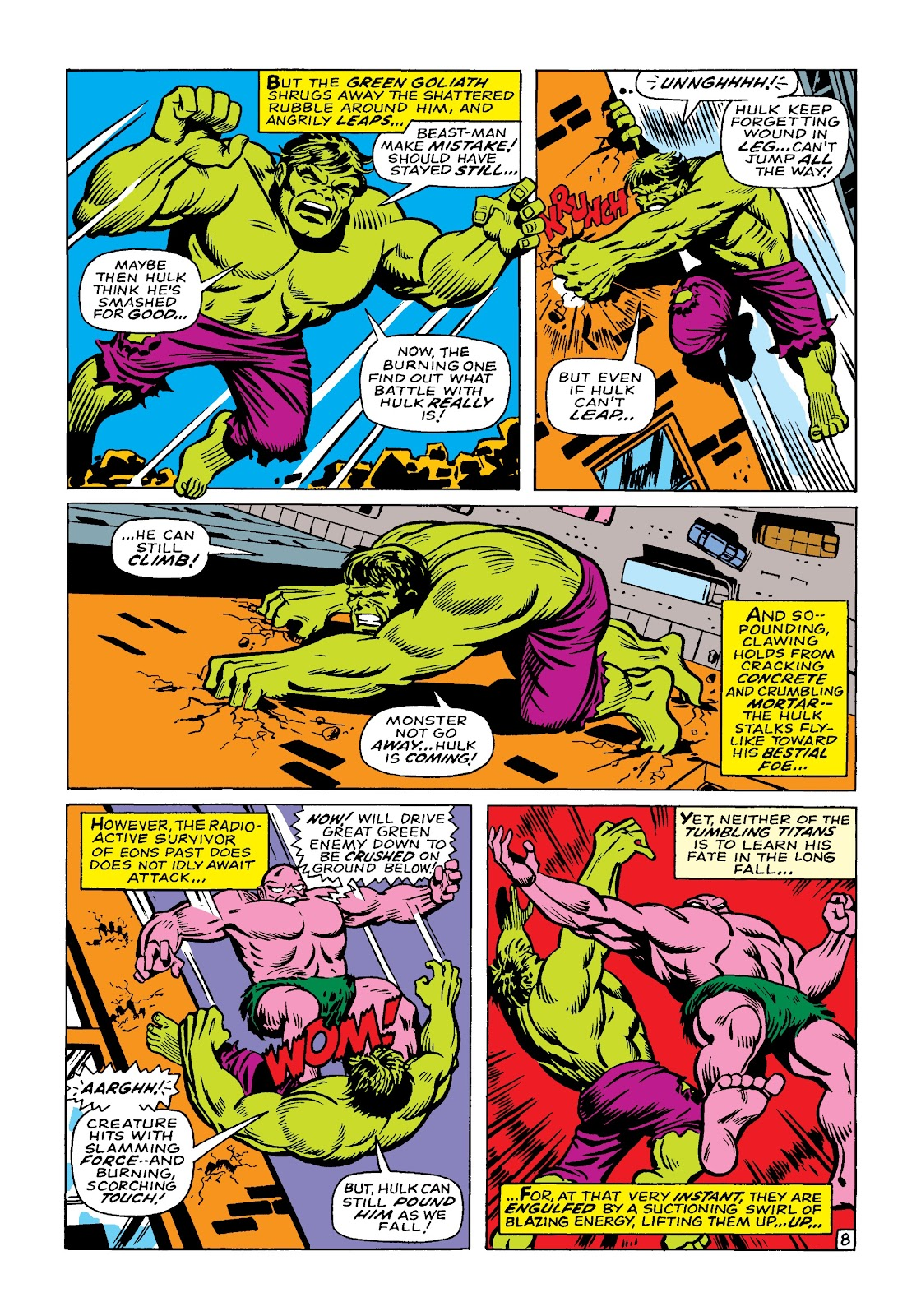 Read online Marvel Masterworks: The Incredible Hulk comic -  Issue # TPB 4 (Part 1) - 78