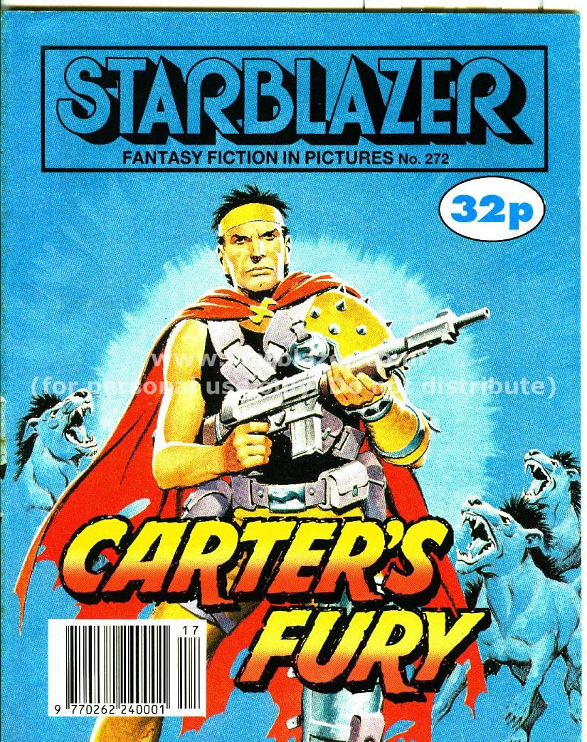 Starblazer issue 272 - Page 1