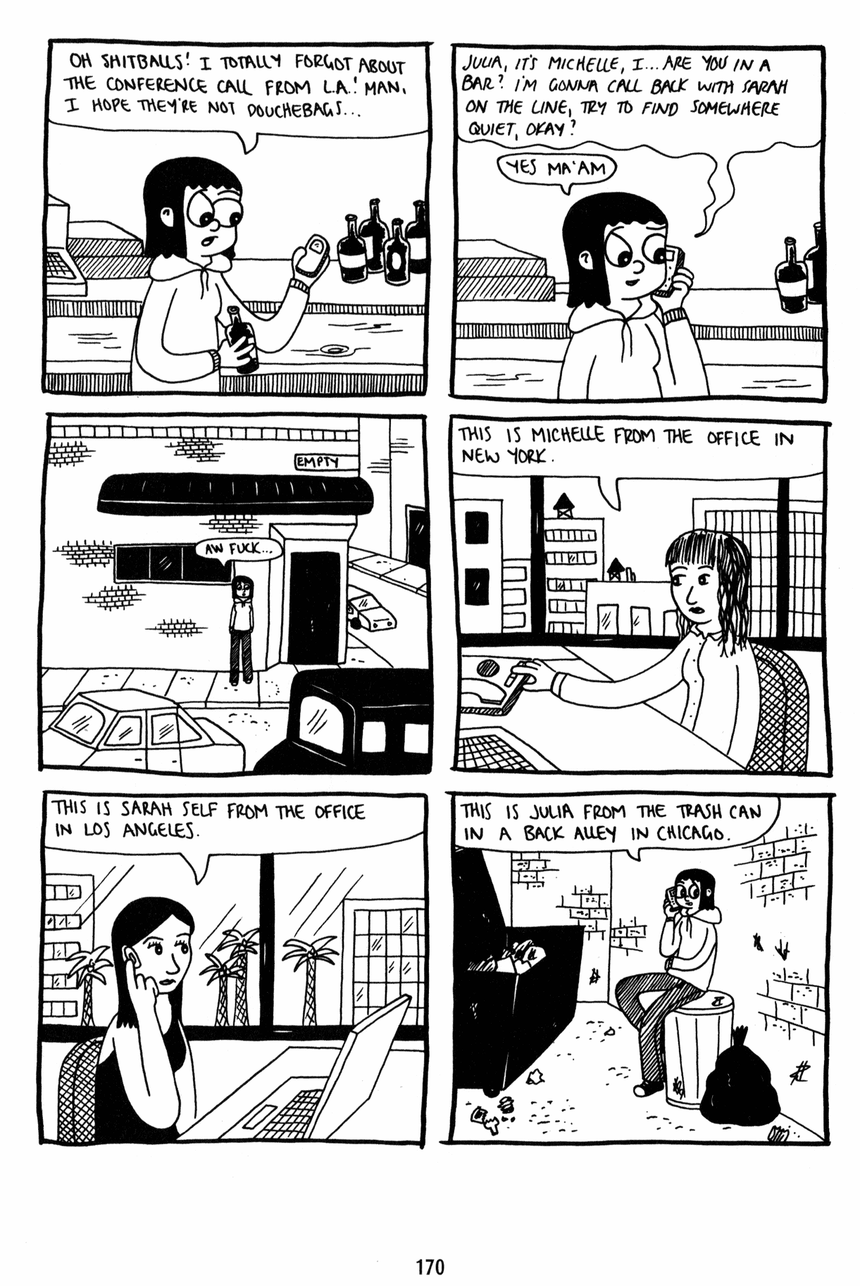 Read online Drinking at the Movies comic -  Issue # Full - 172