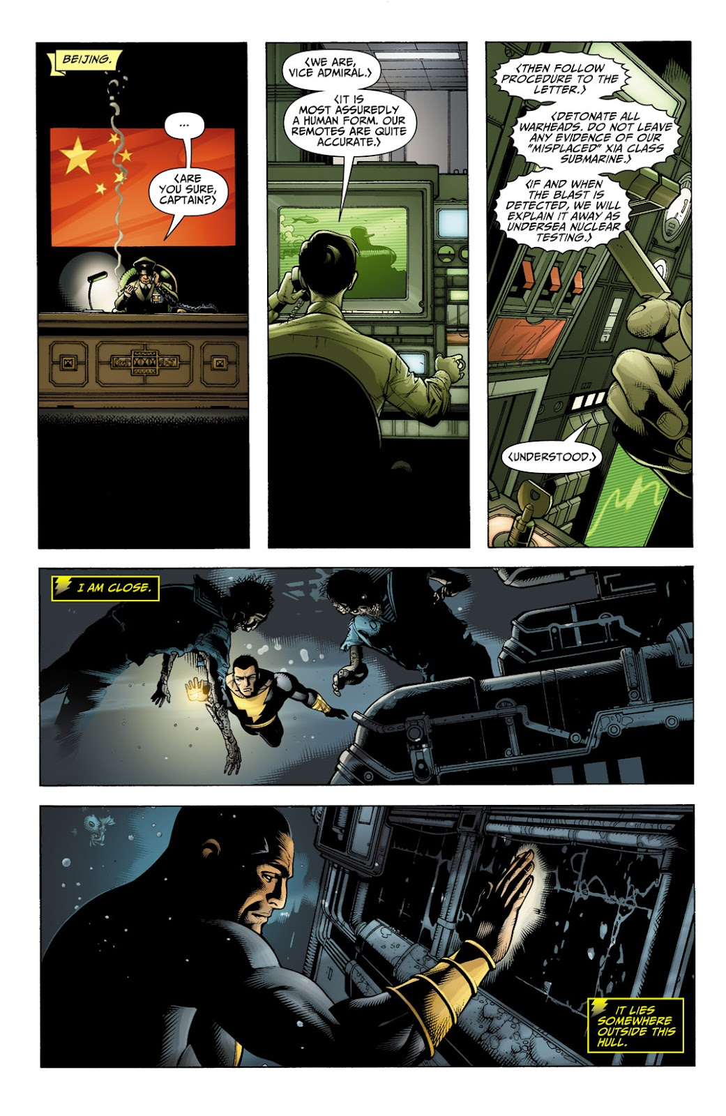 Black Adam: The Dark Age issue 5 - Page 4