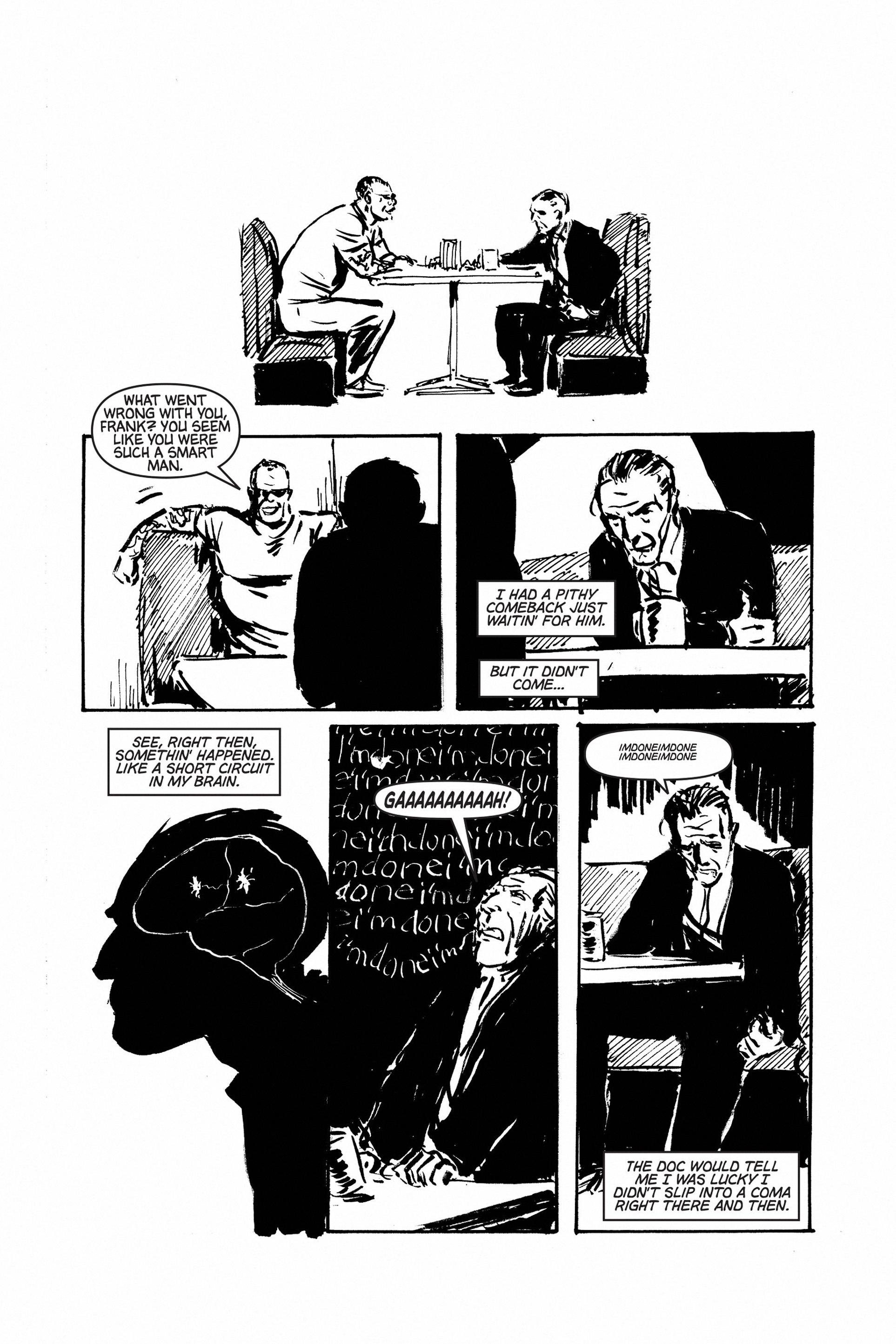 Read online Tumor comic -  Issue # TPB - 15
