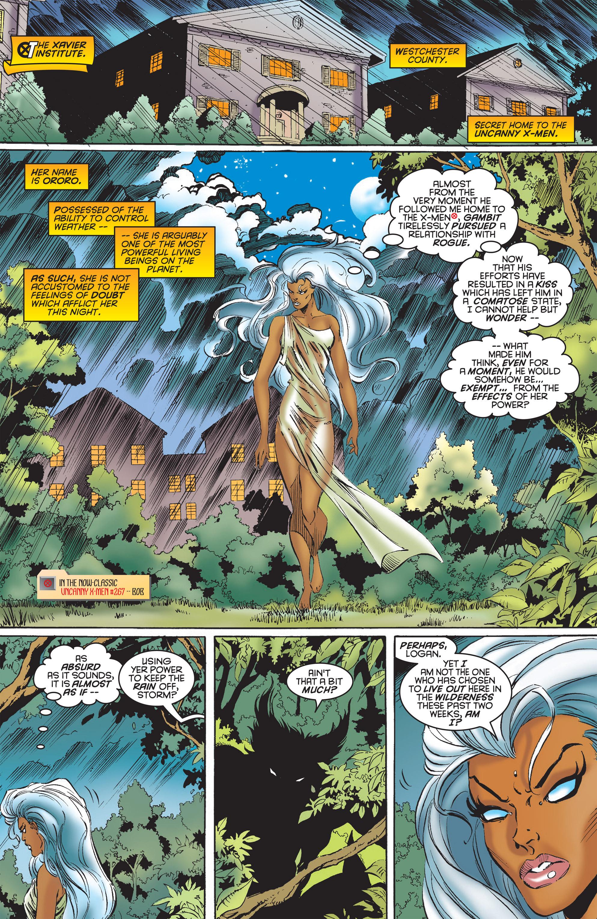 Read online Uncanny X-Men (1963) comic -  Issue #322 - 6