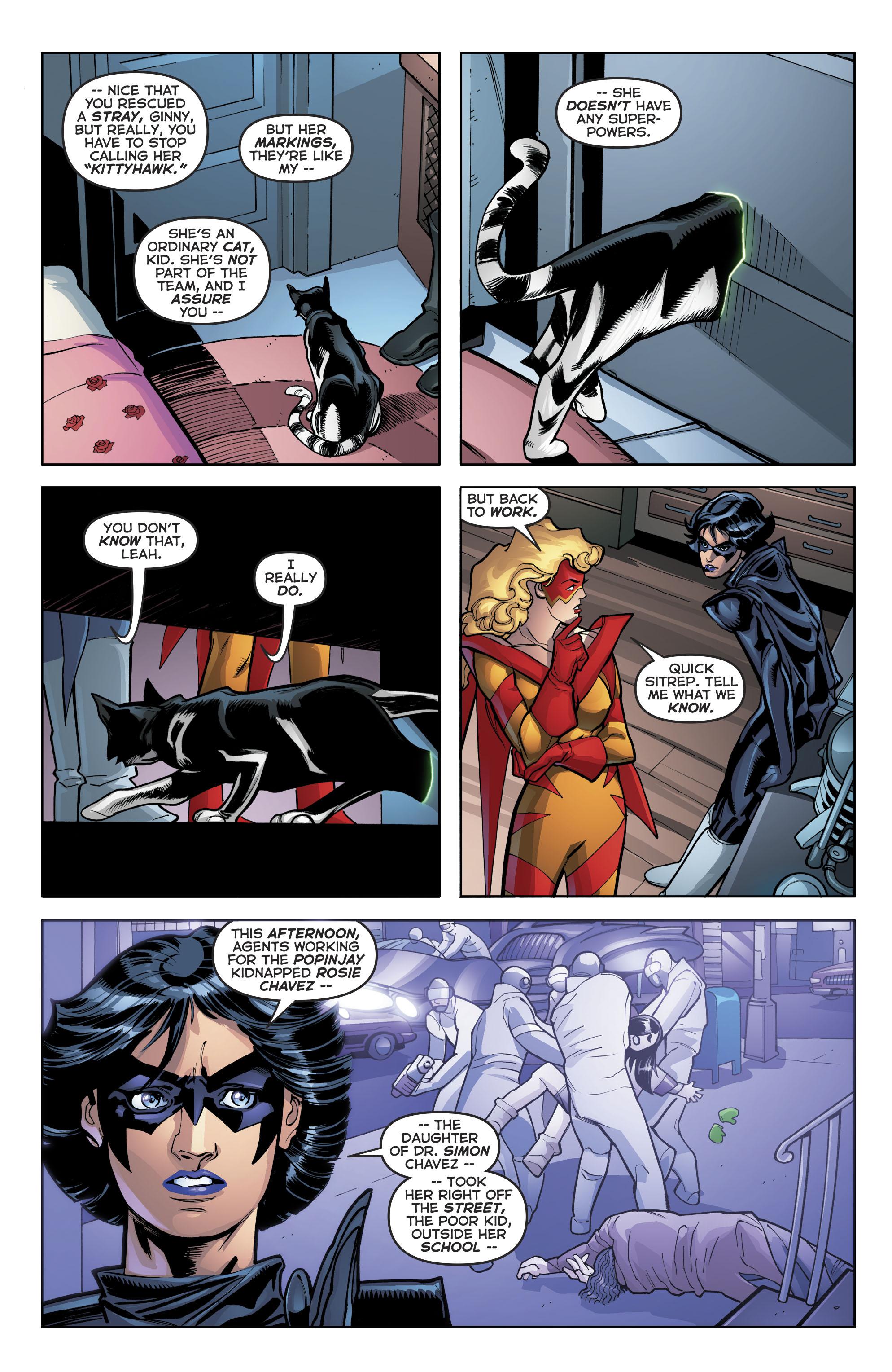 Read online Astro City comic -  Issue #44 - 7