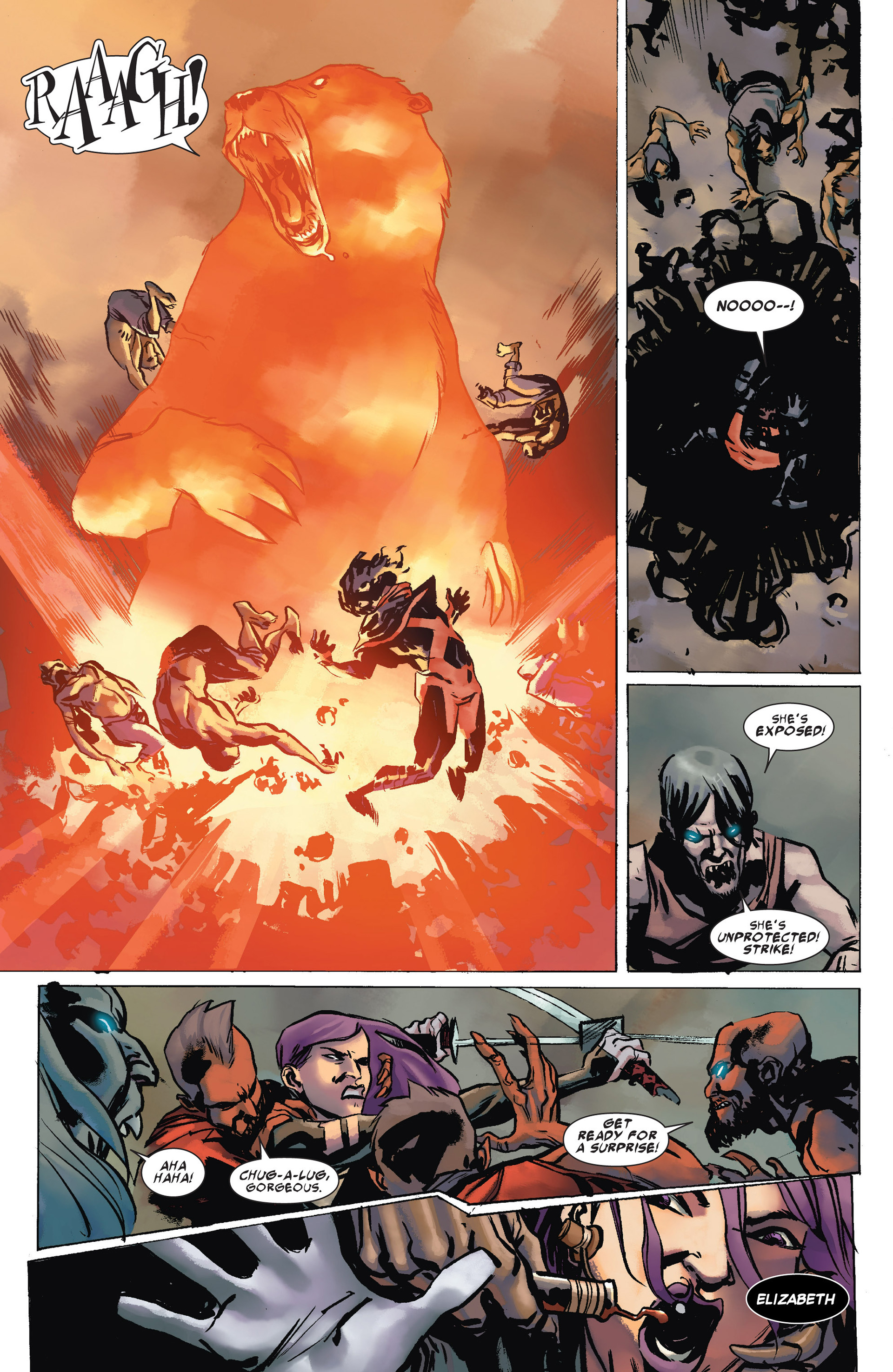 Read online Uncanny X-Force (2013) comic -  Issue #10 - 15