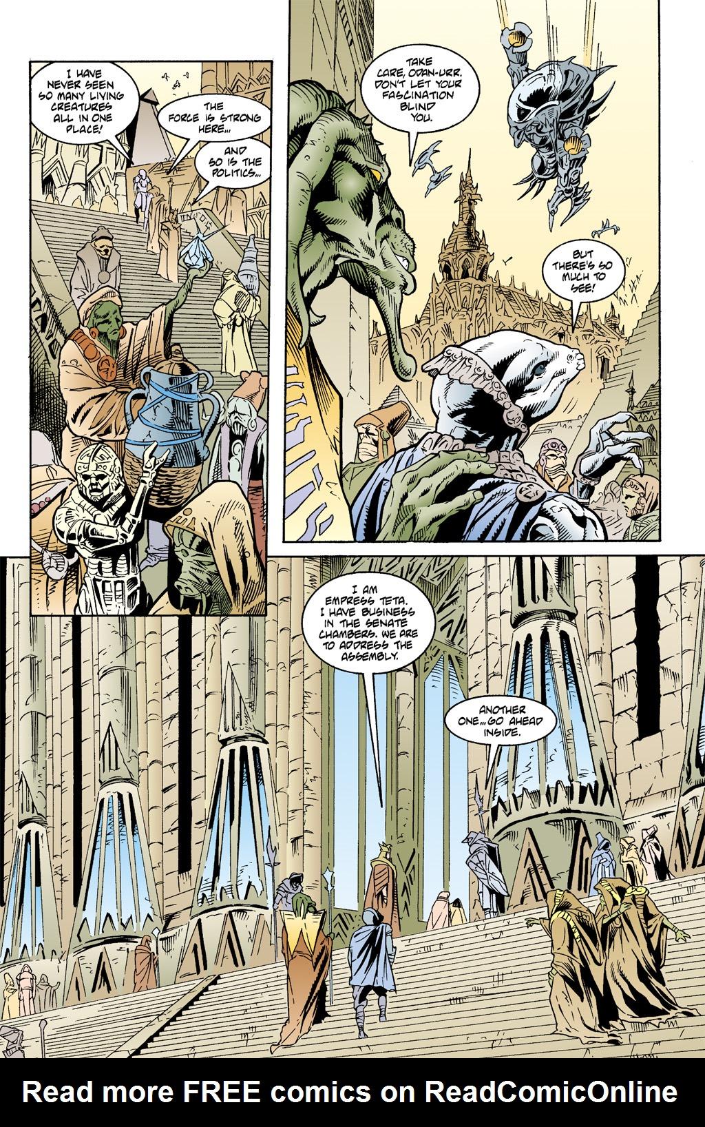 Read online Star Wars Omnibus comic -  Issue # Vol. 4 - 96