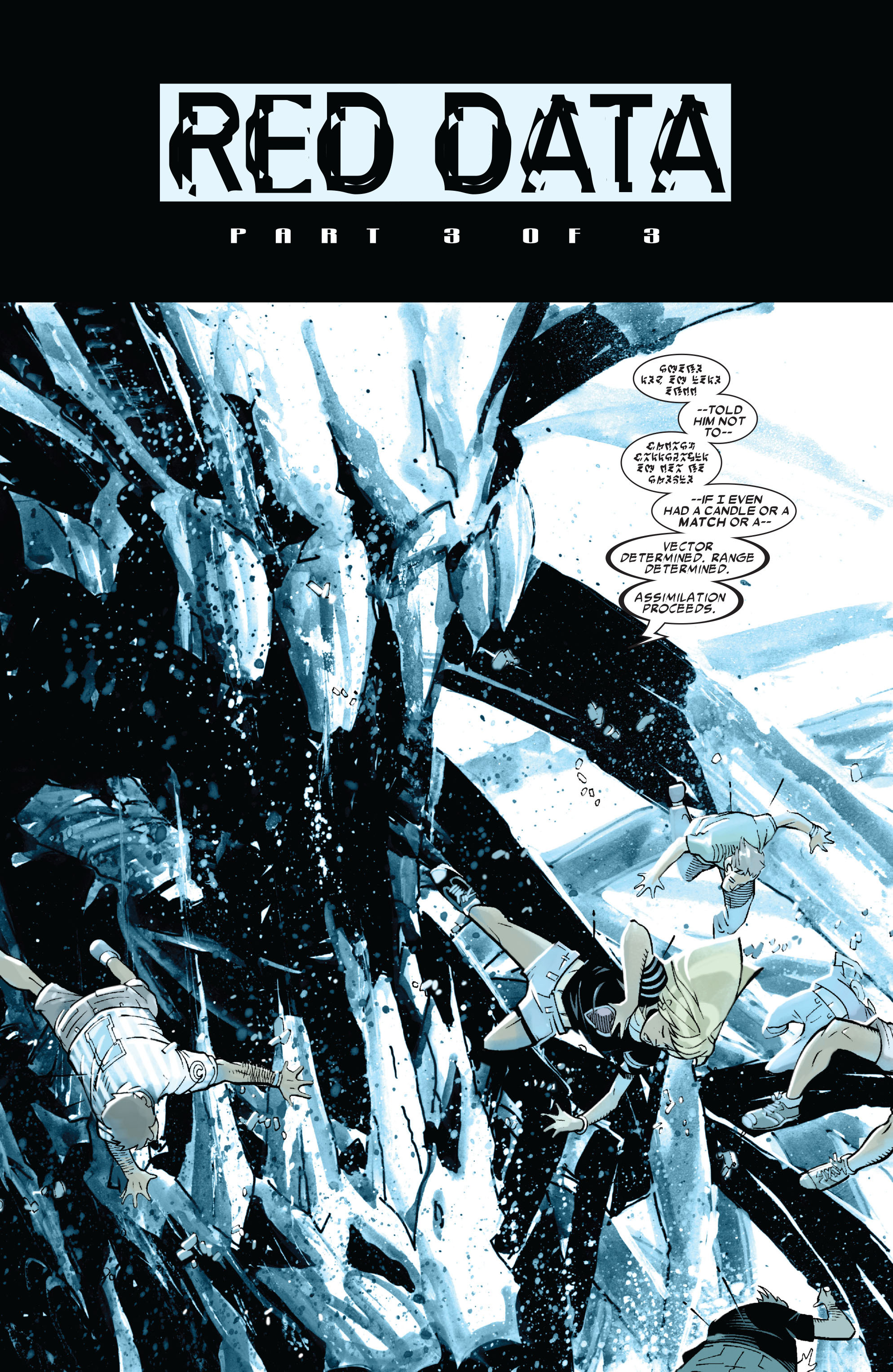X-Men (1991) 199 Page 1