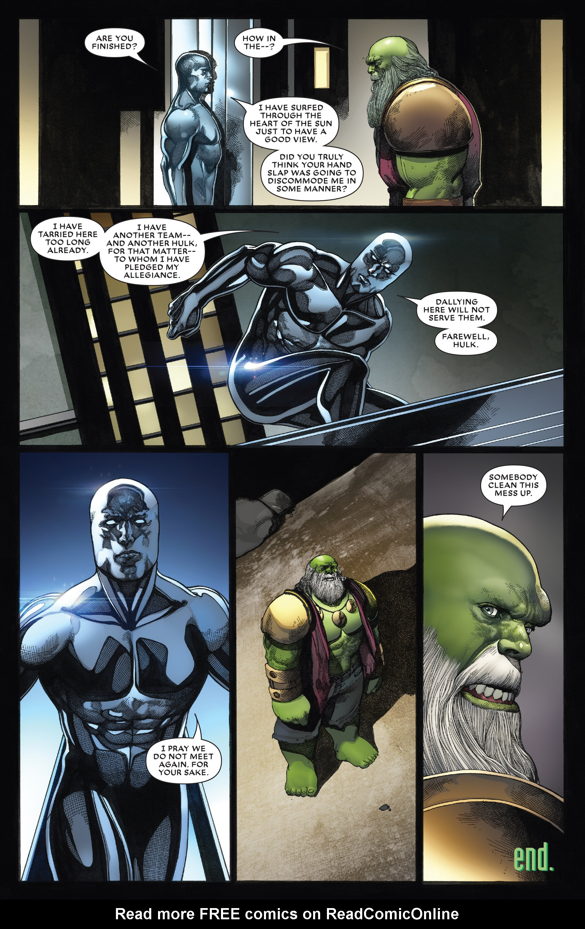 Read online Secret Wars Journal/Battleworld comic -  Issue # TPB - 207