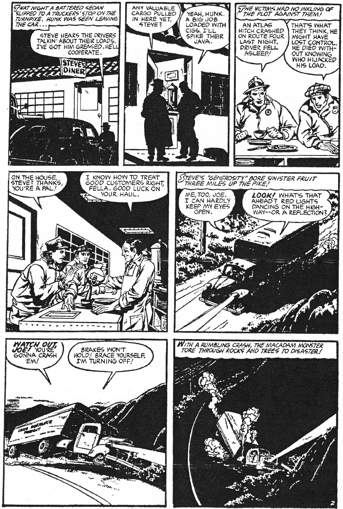 Read online Men of Mystery Comics comic -  Issue #74 - 38