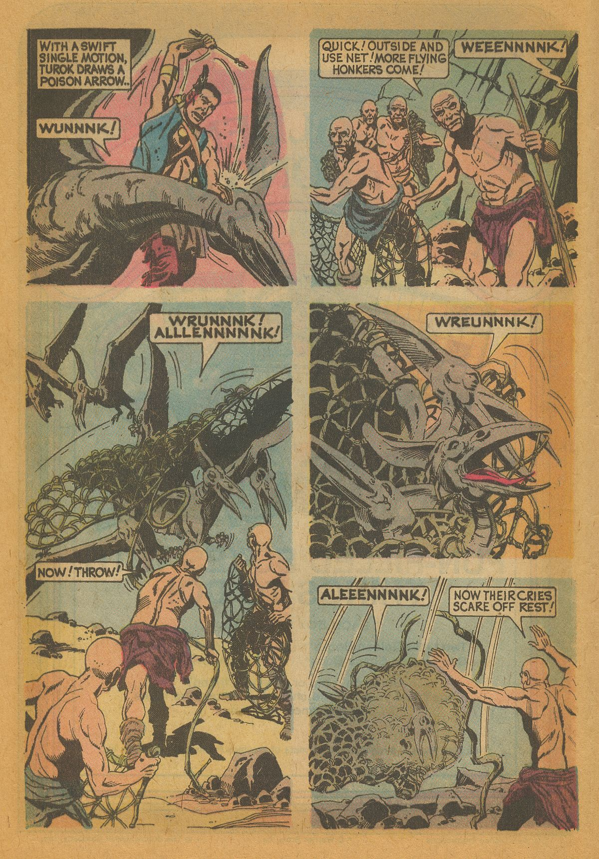 Read online Turok, Son of Stone comic -  Issue #112 - 8