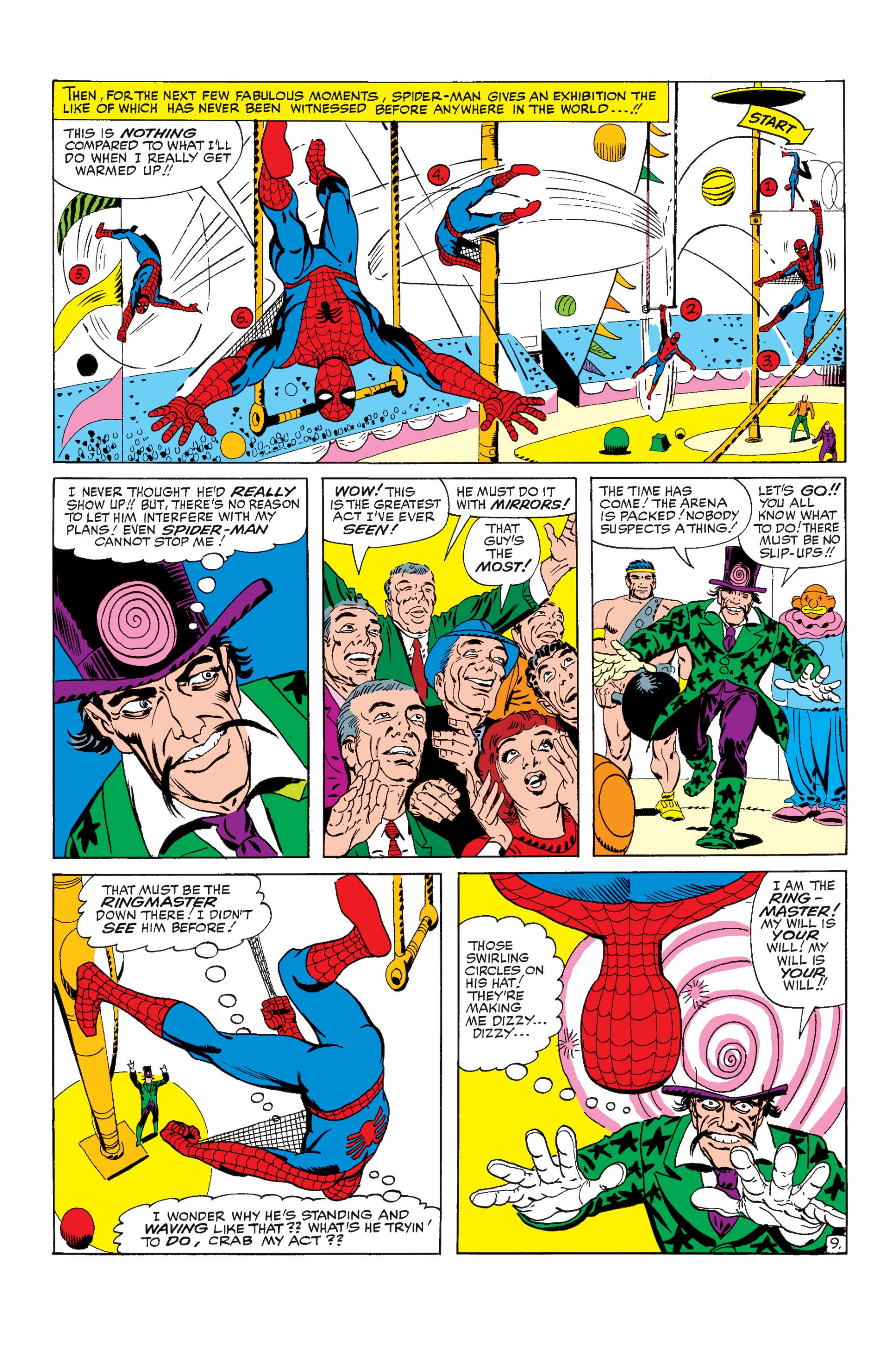 The Amazing Spider-Man (1963) 16 Page 9