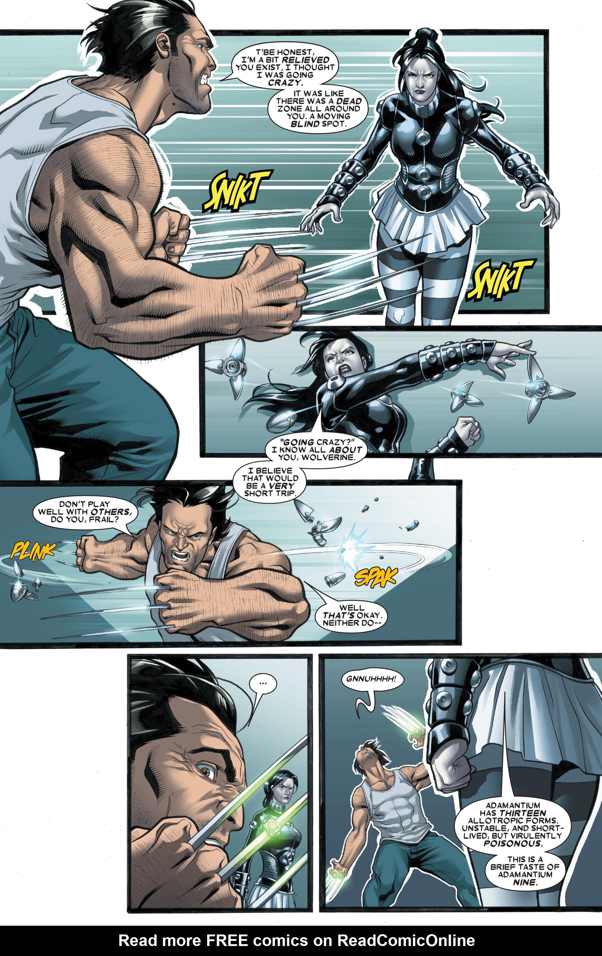 X-Men (1991) 191 Page 17