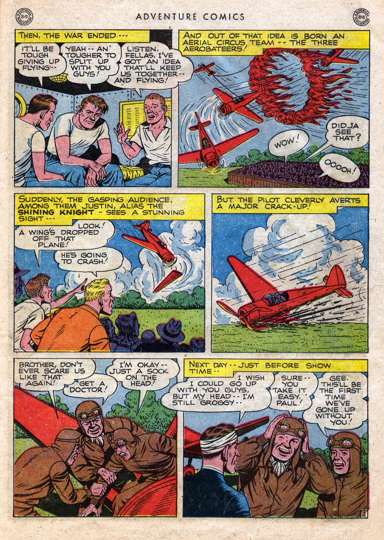 Read online Adventure Comics (1938) comic -  Issue #120 - 33