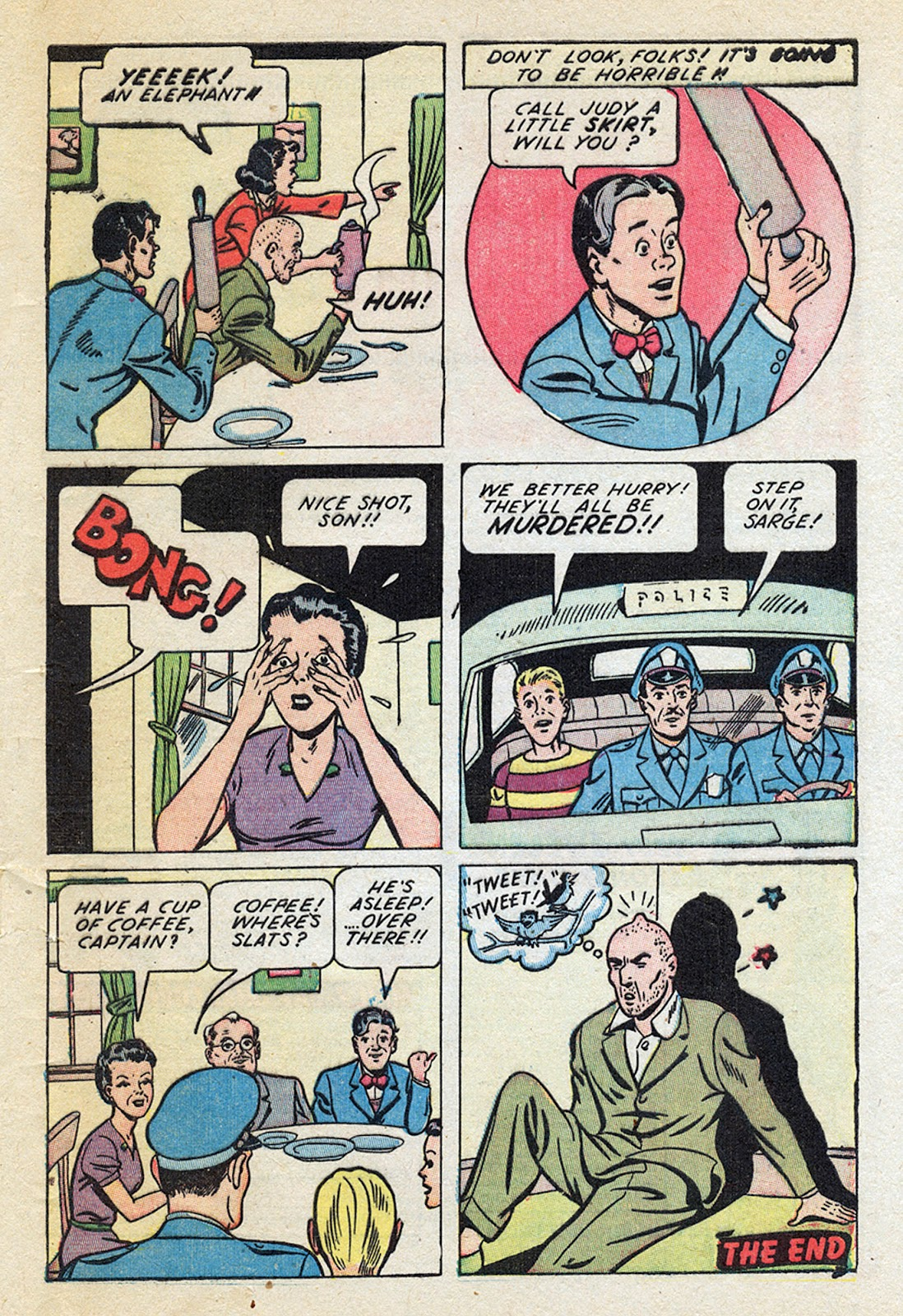 Georgie Comics (1945) issue 4 - Page 49