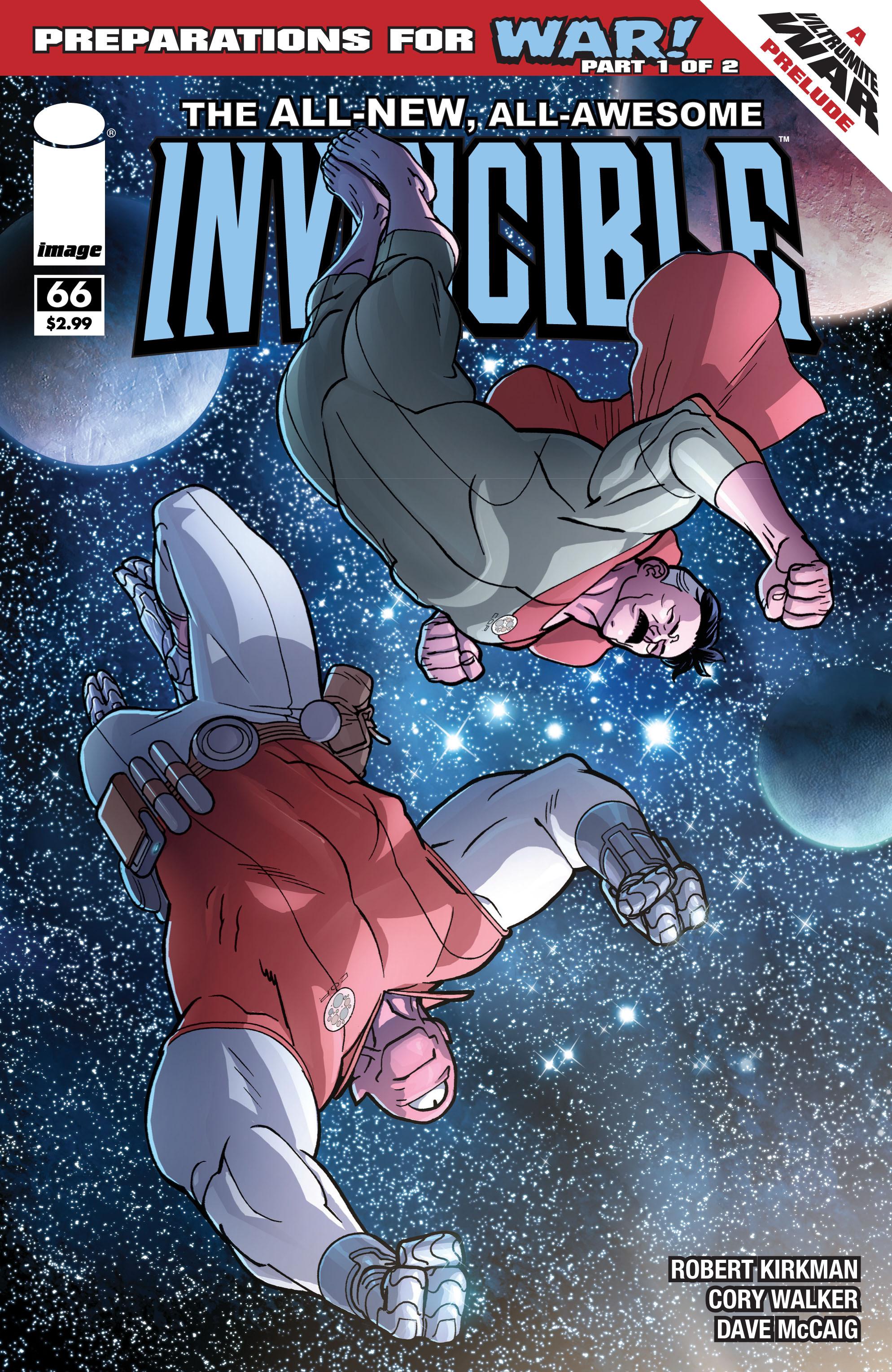 Invincible 66 Page 1