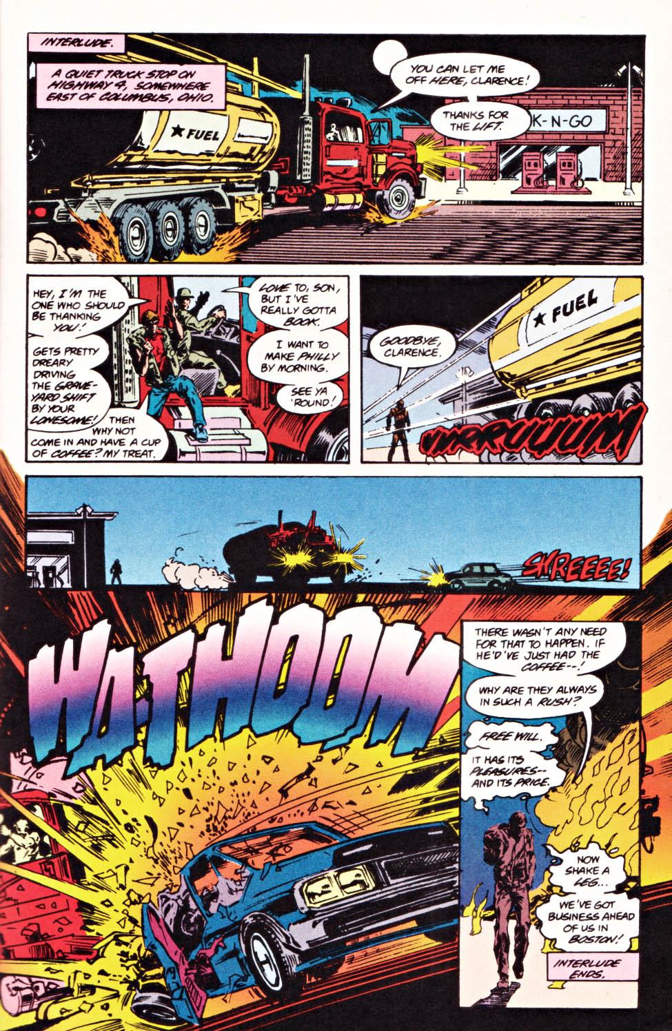 Read online Secret Defenders comic -  Issue #20 - 9