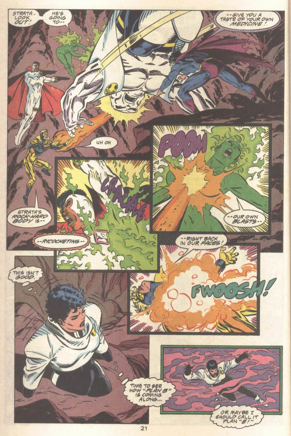 Read online Adventures of Superman (1987) comic -  Issue #Adventures of Superman (1987) _Annual 4 - 22